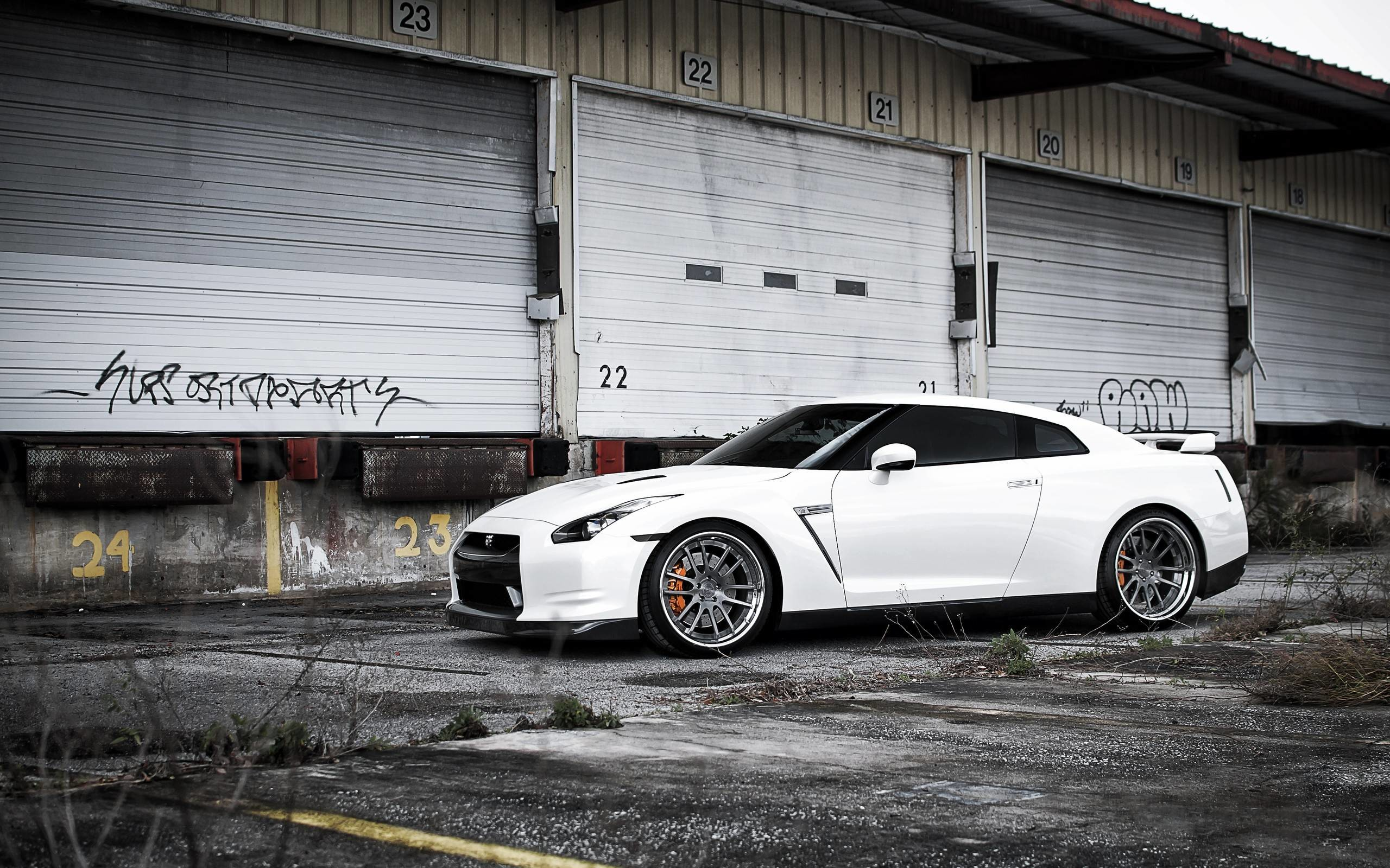 Nissan GT-R wallpaper | Nissan GT-R wallpaper – Part 2