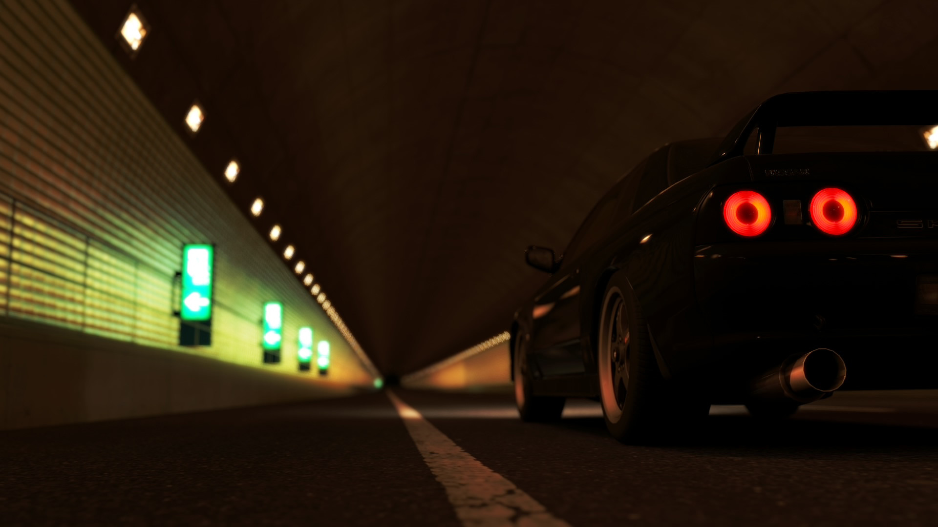 Skyline R32 Wallpaper 1 by ThunderBreak Skyline R32 Wallpaper 1 by  ThunderBreak