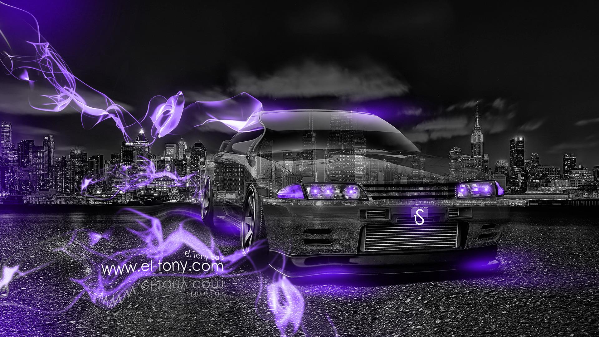 Nissan-Skyline-GTR-R32-Sky-Violet-Energy-Crystal-