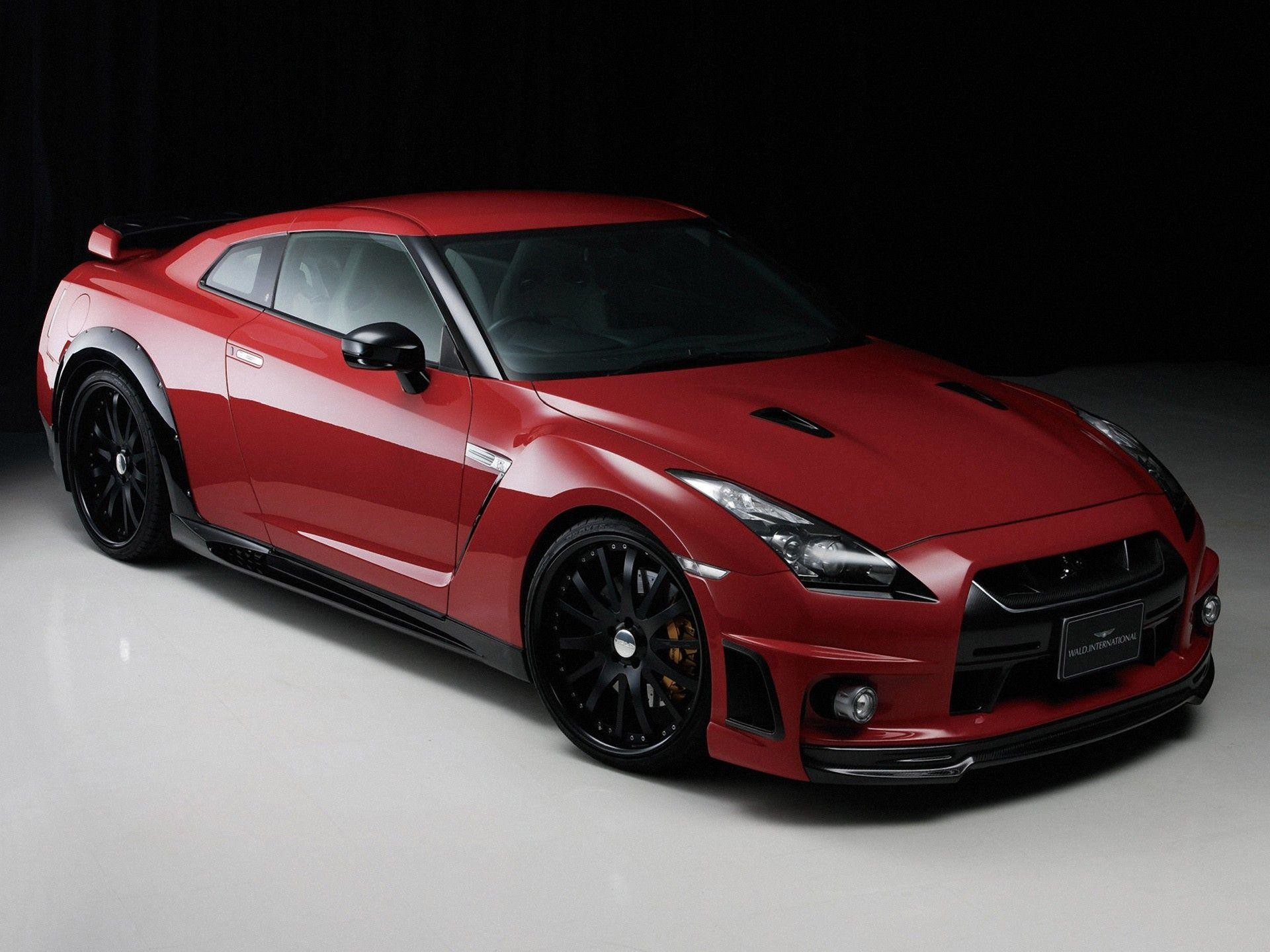 2015 Red Nissan Skyline GTR R35 Wallpaper HD – Cool Wallpapers .