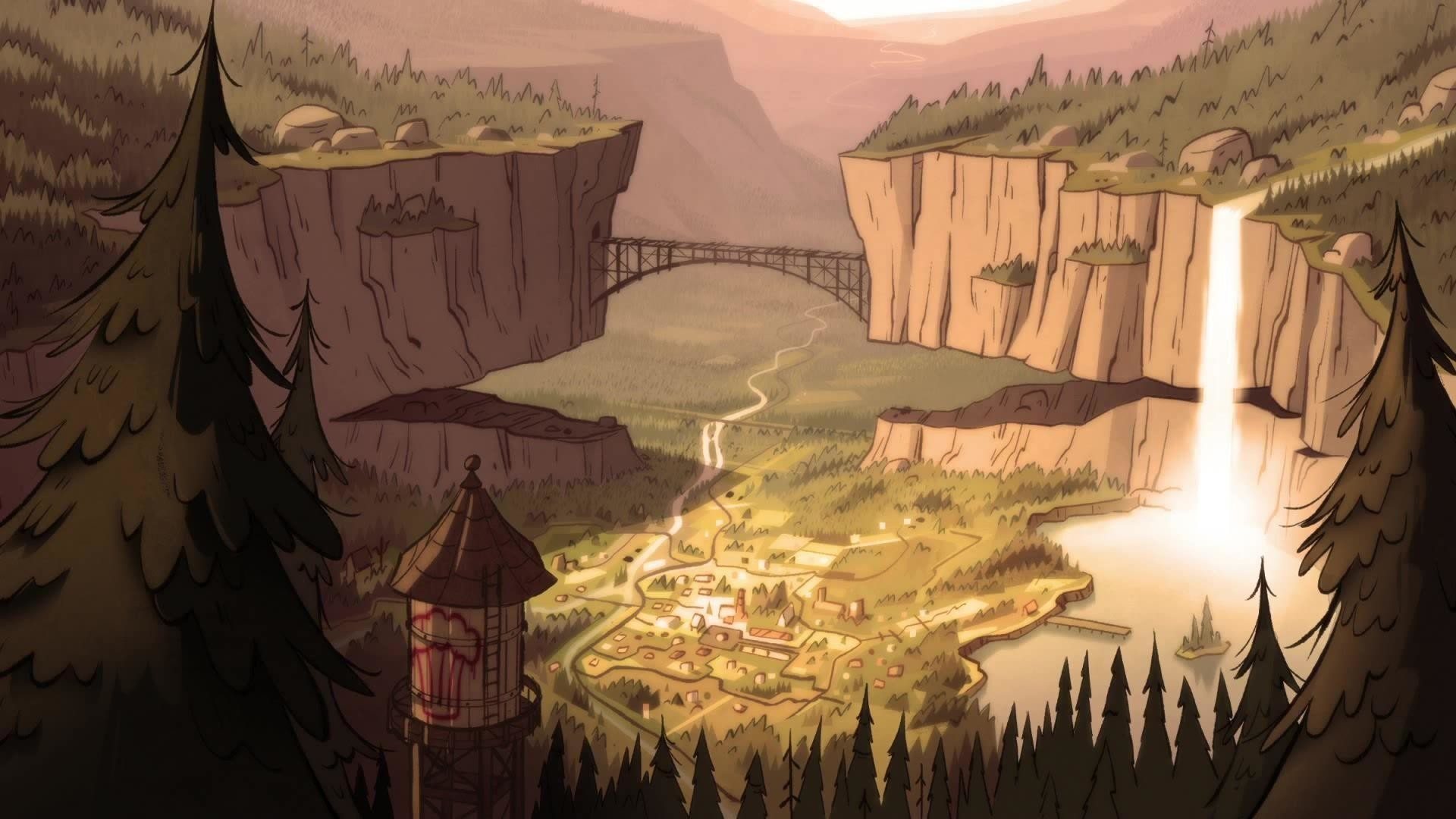Gravity Falls HD Wallpapers and Backgrounds