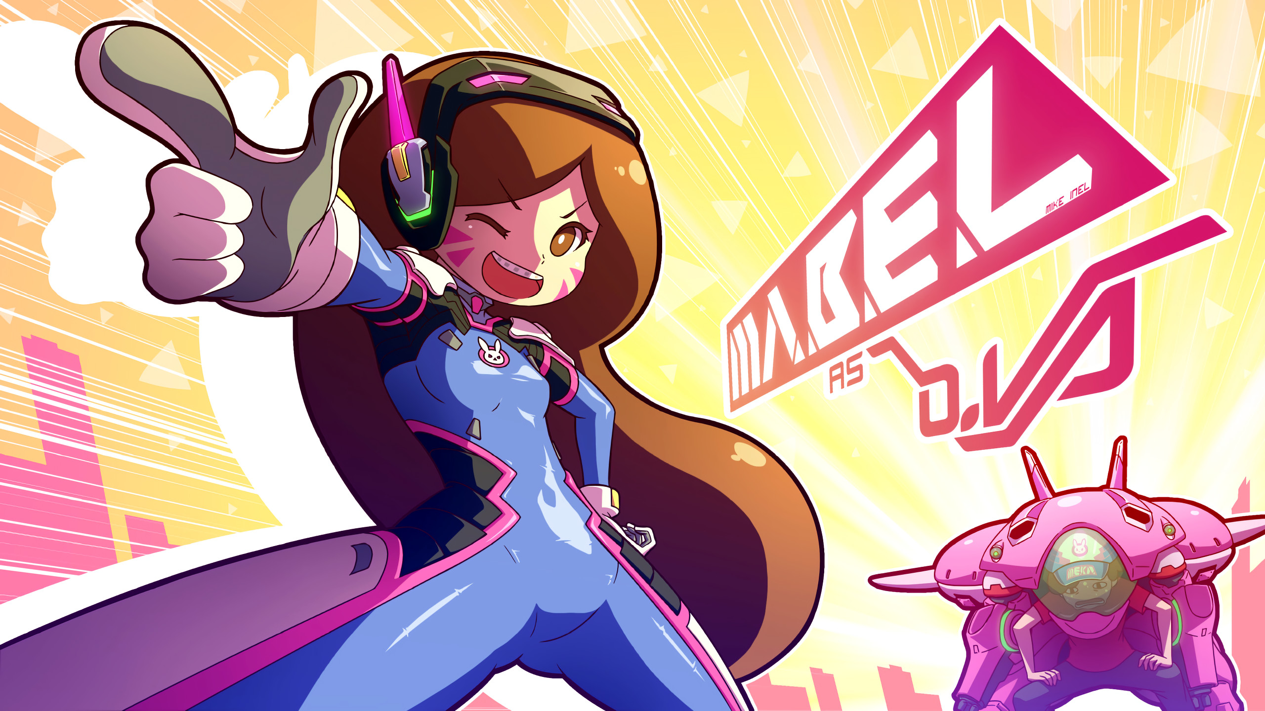 Video Game – Crossover Mabel Pines Stanley Pines Overwatch Gravity Falls  Wallpaper