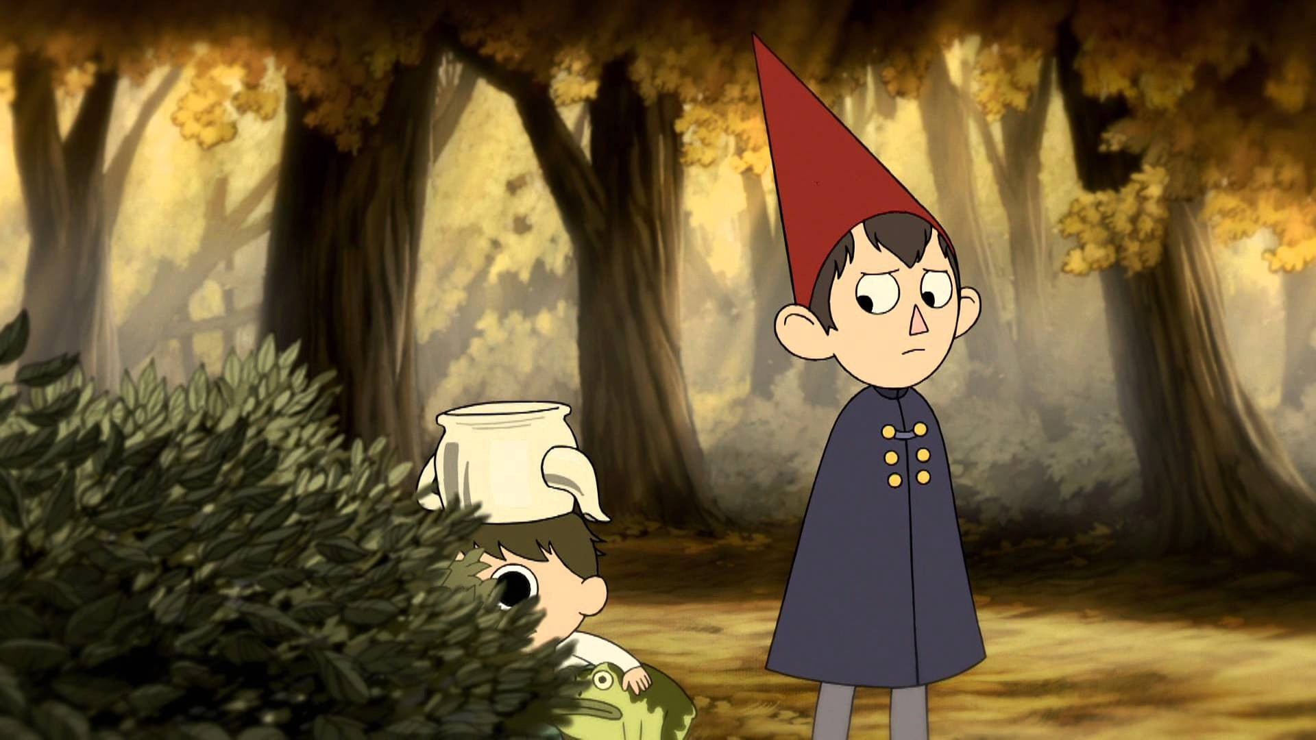 Over The Garden Wall Wallpaper Wirt And Greg