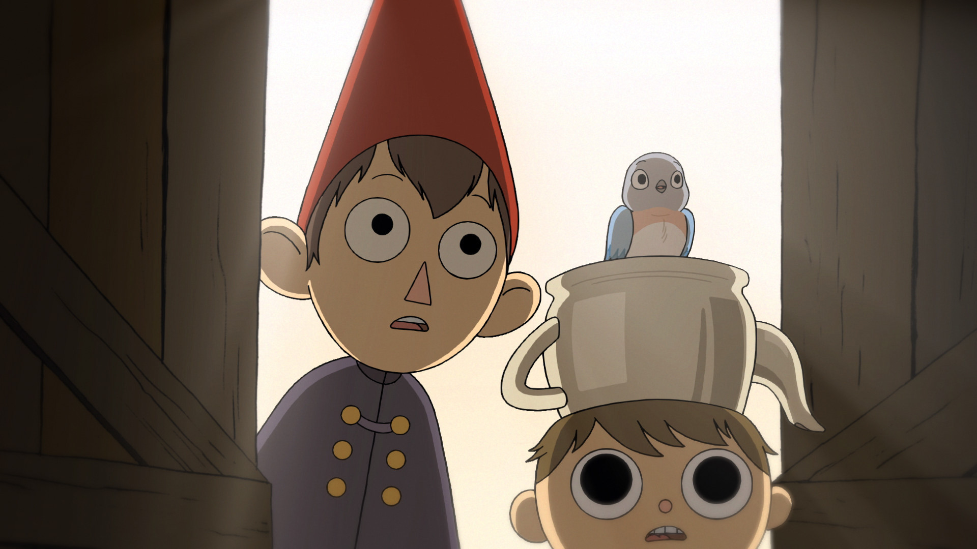Listen to Elijah Wood's poetry-filled mixtape from Emmy-winning 'Over the Garden  Wall' – LA Times