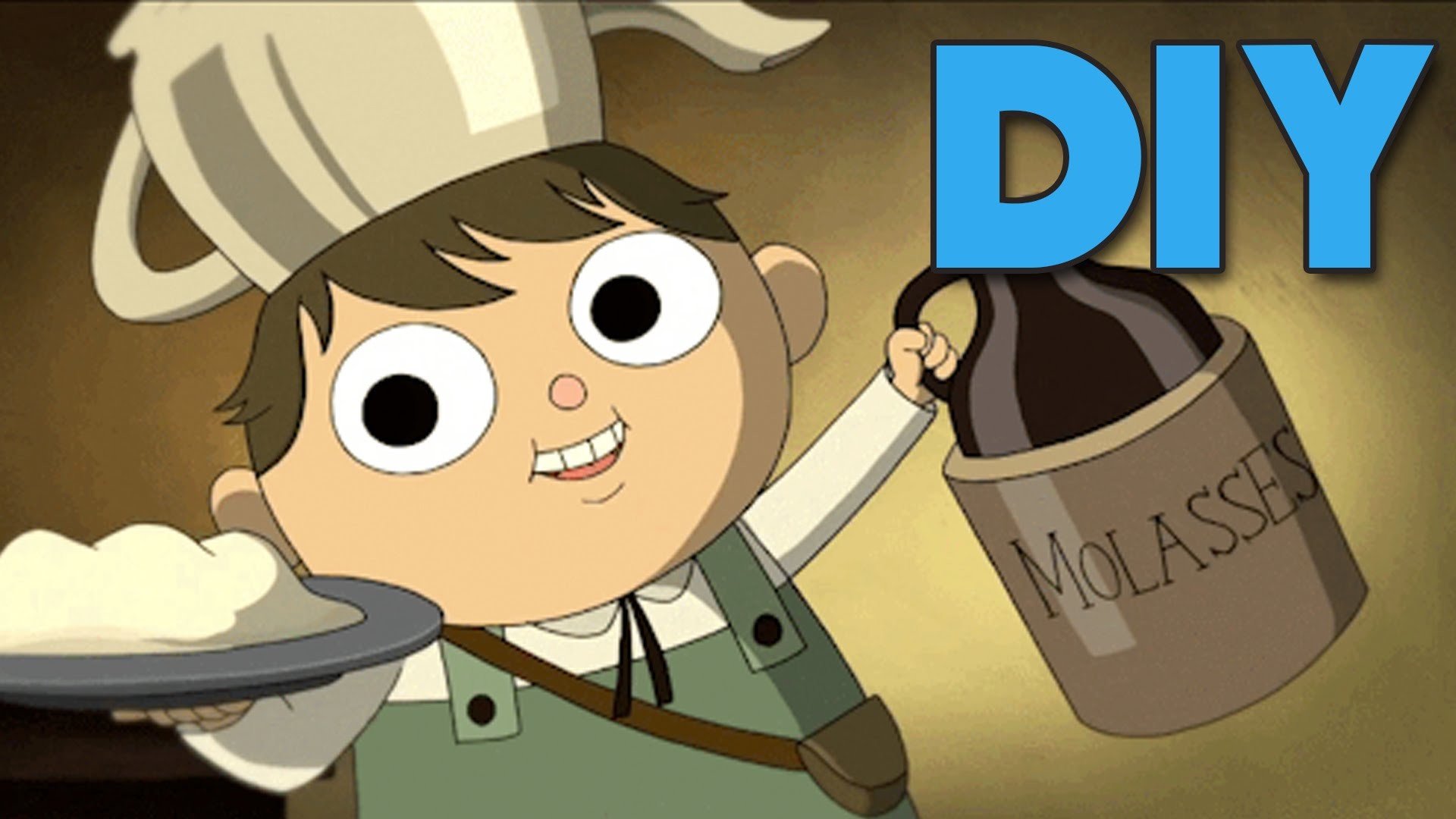 How to Make POTATOES AND MOLASSES from Over the Garden Wall! Feast of  Fiction S4 Ep24 – YouTube