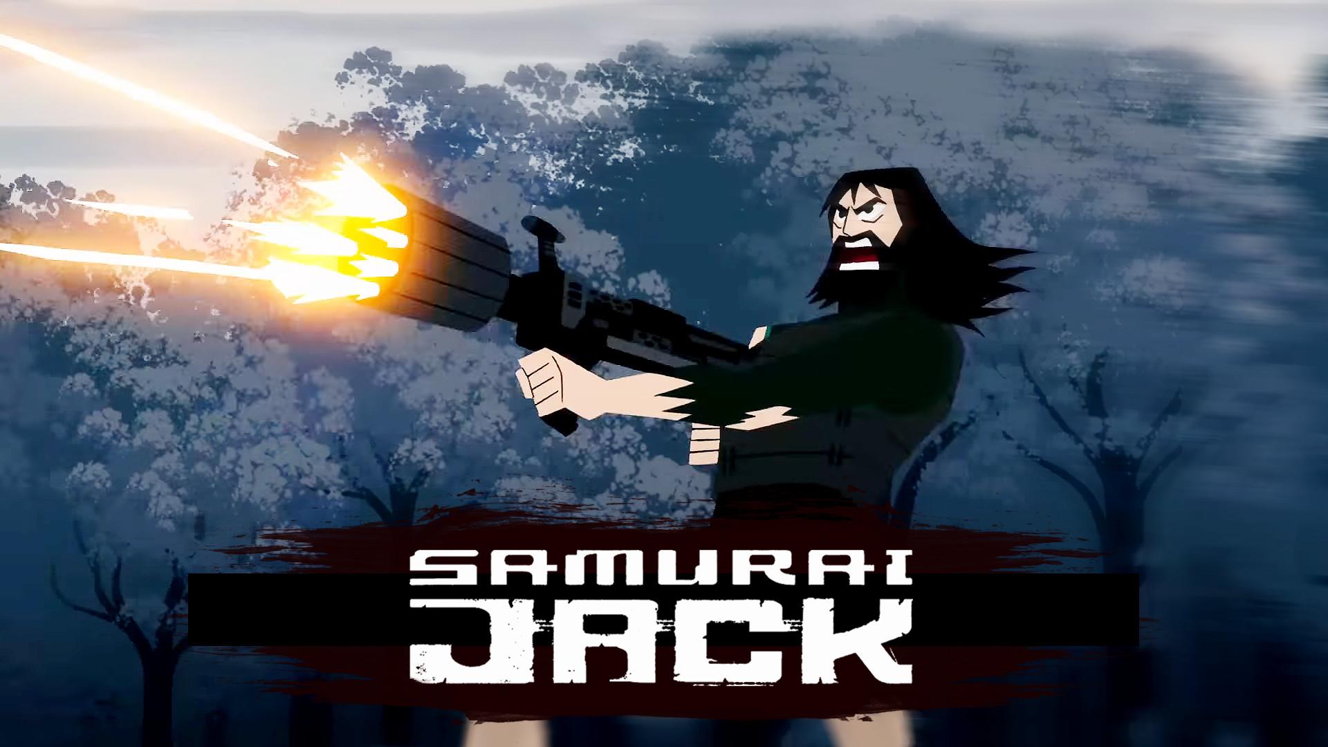 #2 Samurai Jack Wallpapers.