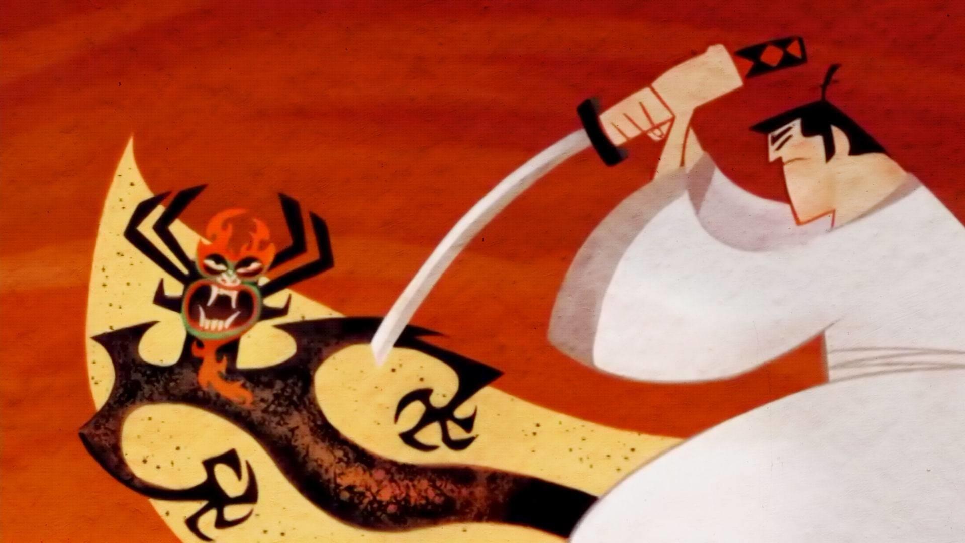 Samurai Jack – Samurai Jack Wallpaper