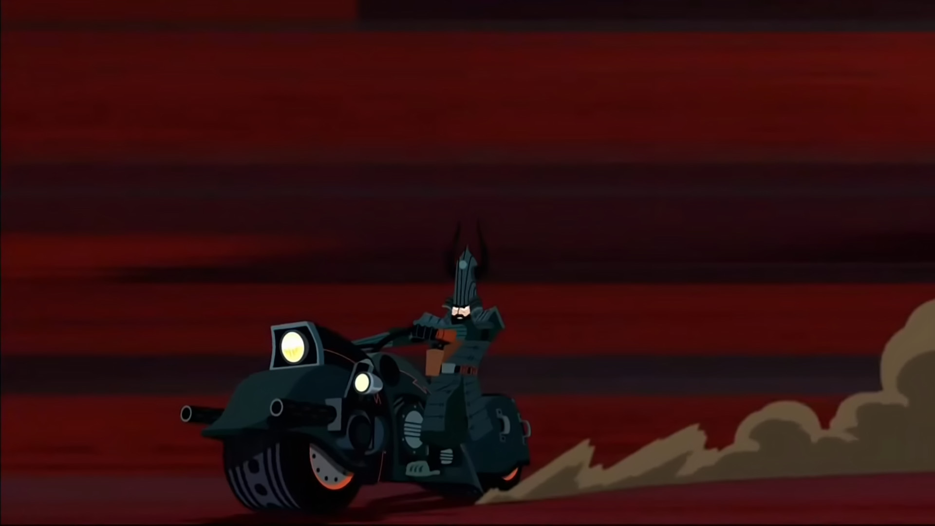 Jack's Motorcycle