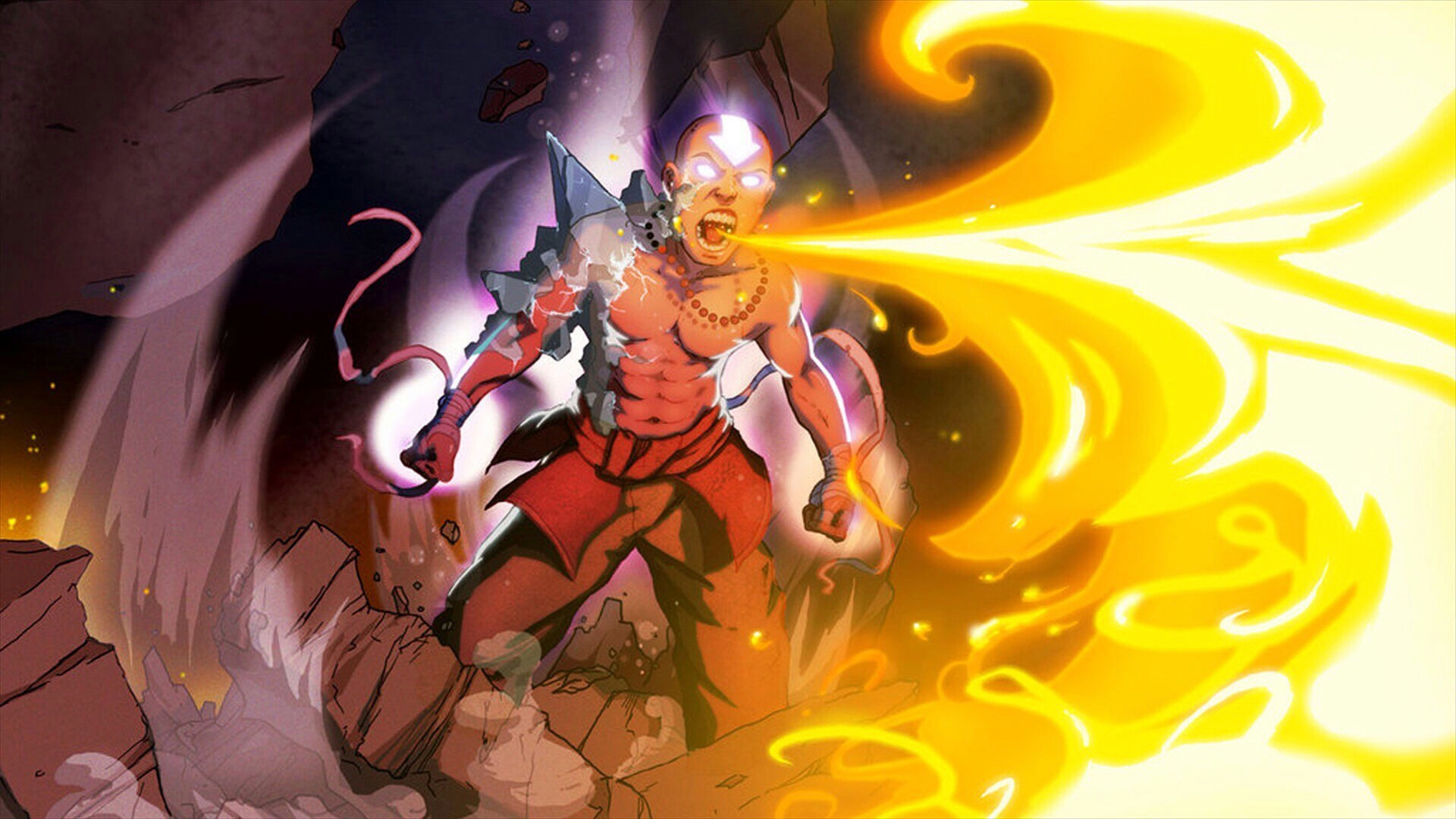 Avatar The Last Airbender HD Wallpapers and Backgrounds