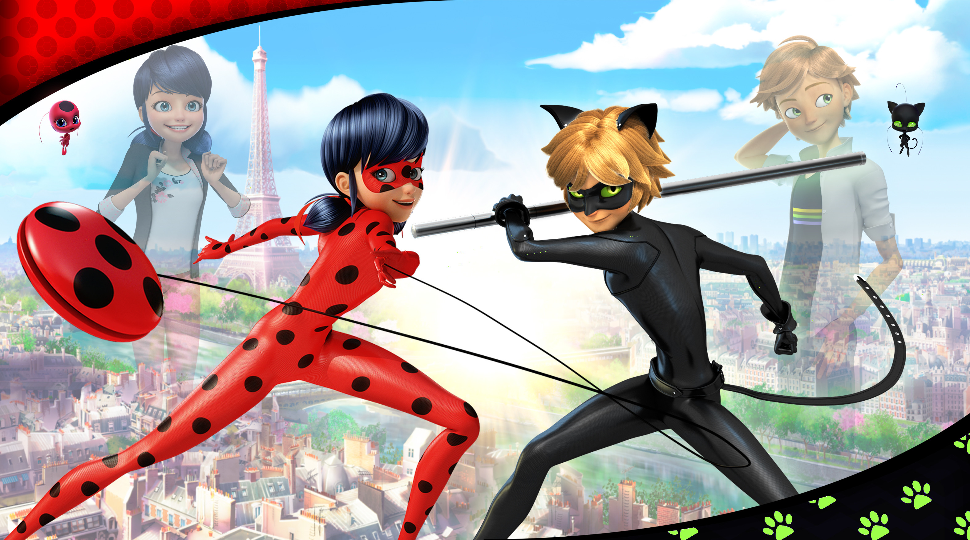 Miraculous: Tales of Ladybug & Cat Noir tendrá una OVA animada en 2D – Blog