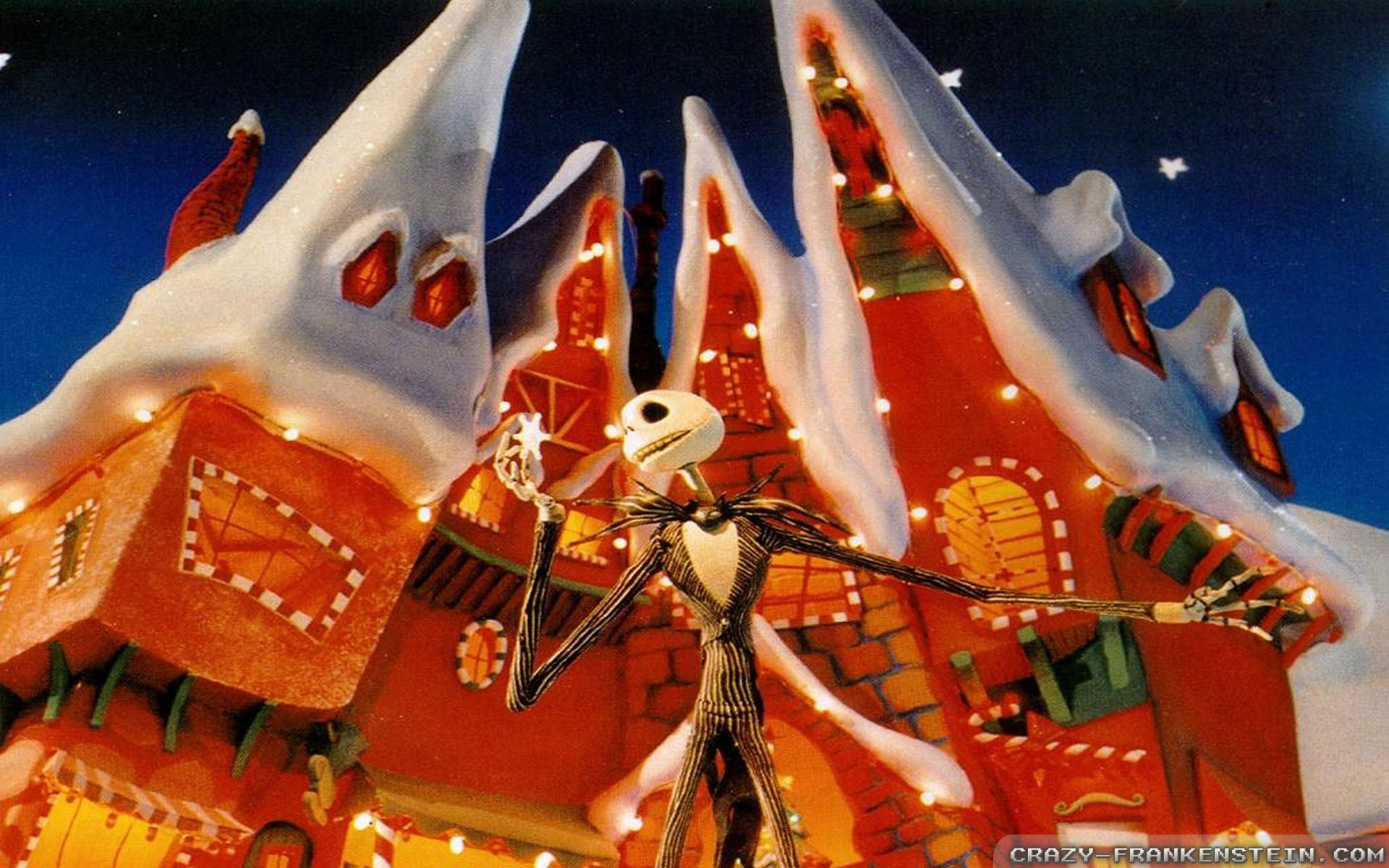 Gallery of The Nightmare Before Christmas Wallpaper 8211 Nightmare Before  Christmas Wallpapers HD