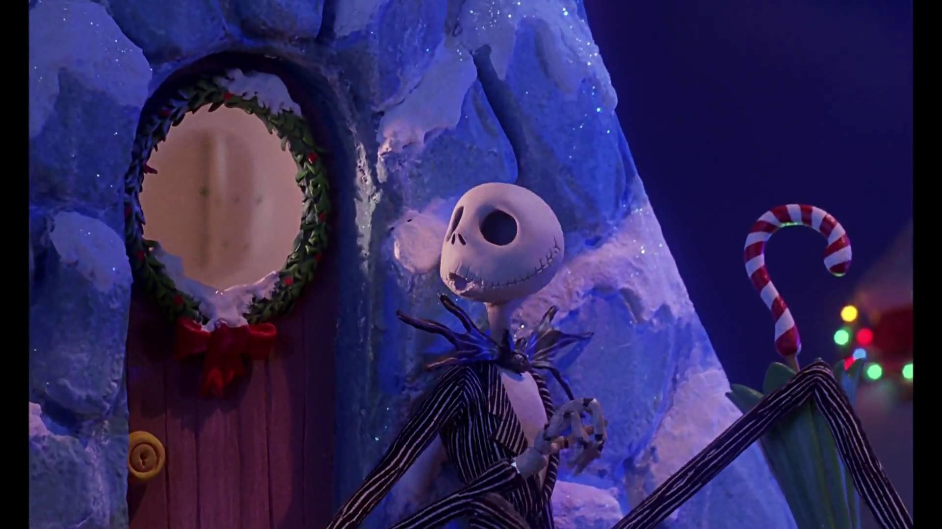 The Nightmare Before Christmas Movie Wallpapers | WallpapersIn4k.net