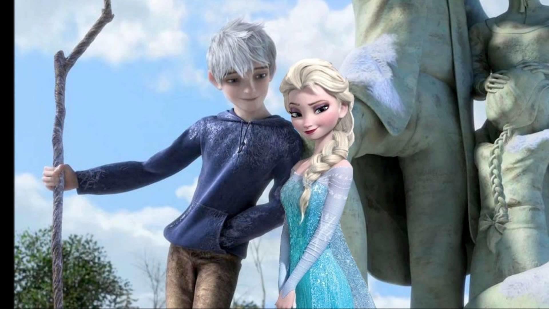 Jack Frost x Elsa