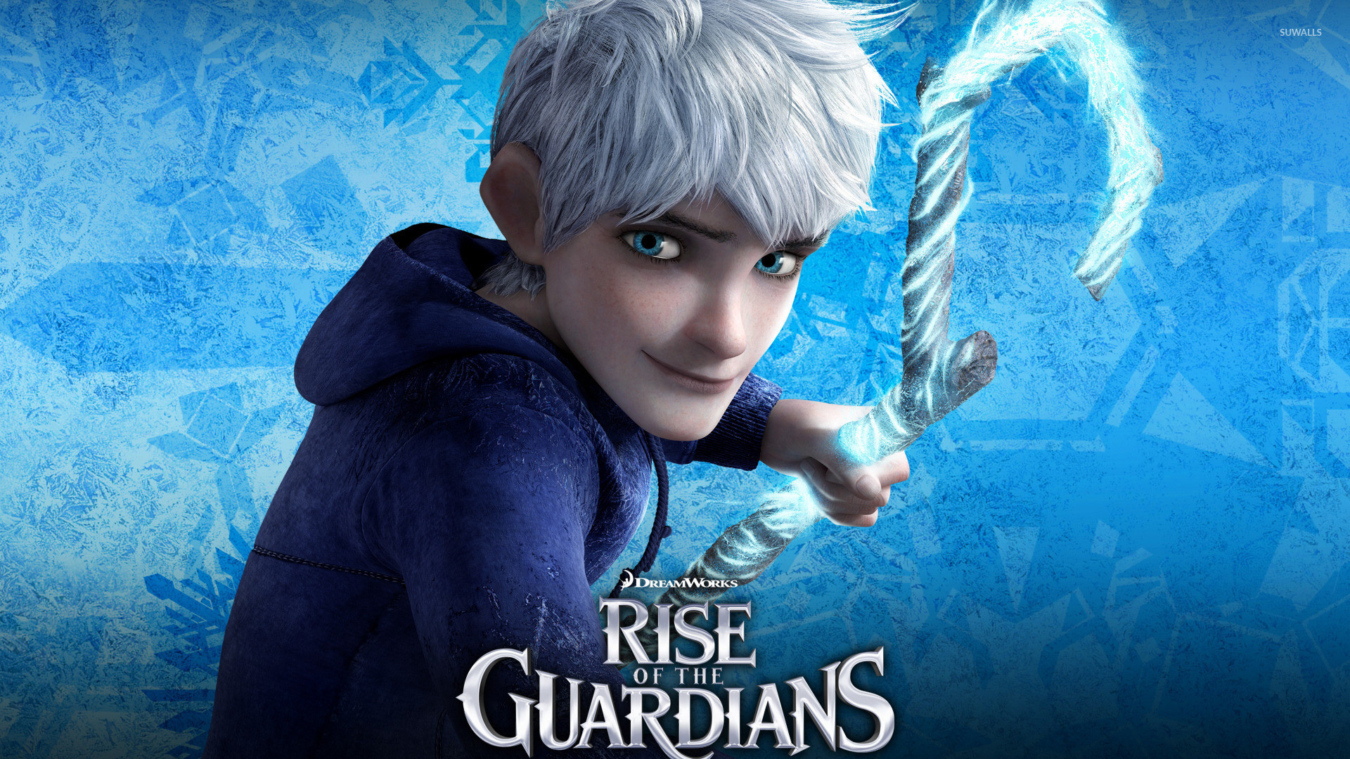 Jack Frost – Rise of the Guardians wallpaper – Cartoon wallpapers .