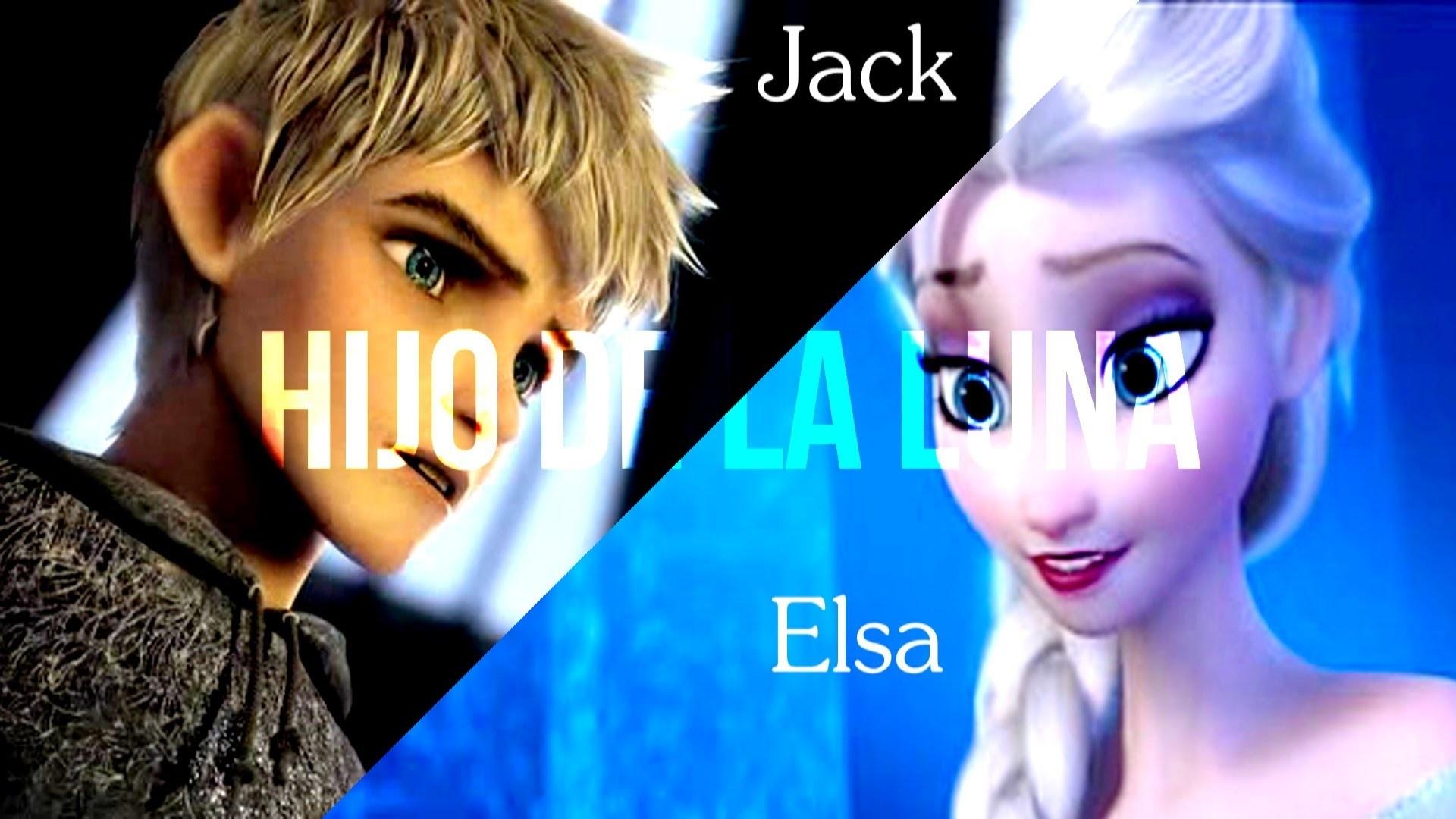 Jack Frost & Elsa – Hijo de la luna (Preview) + Update; Please read desc. –  YouTube