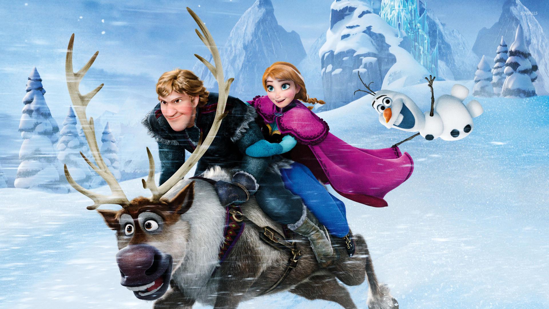 Frozen Cartoon Pictures, Images, Wallpapers