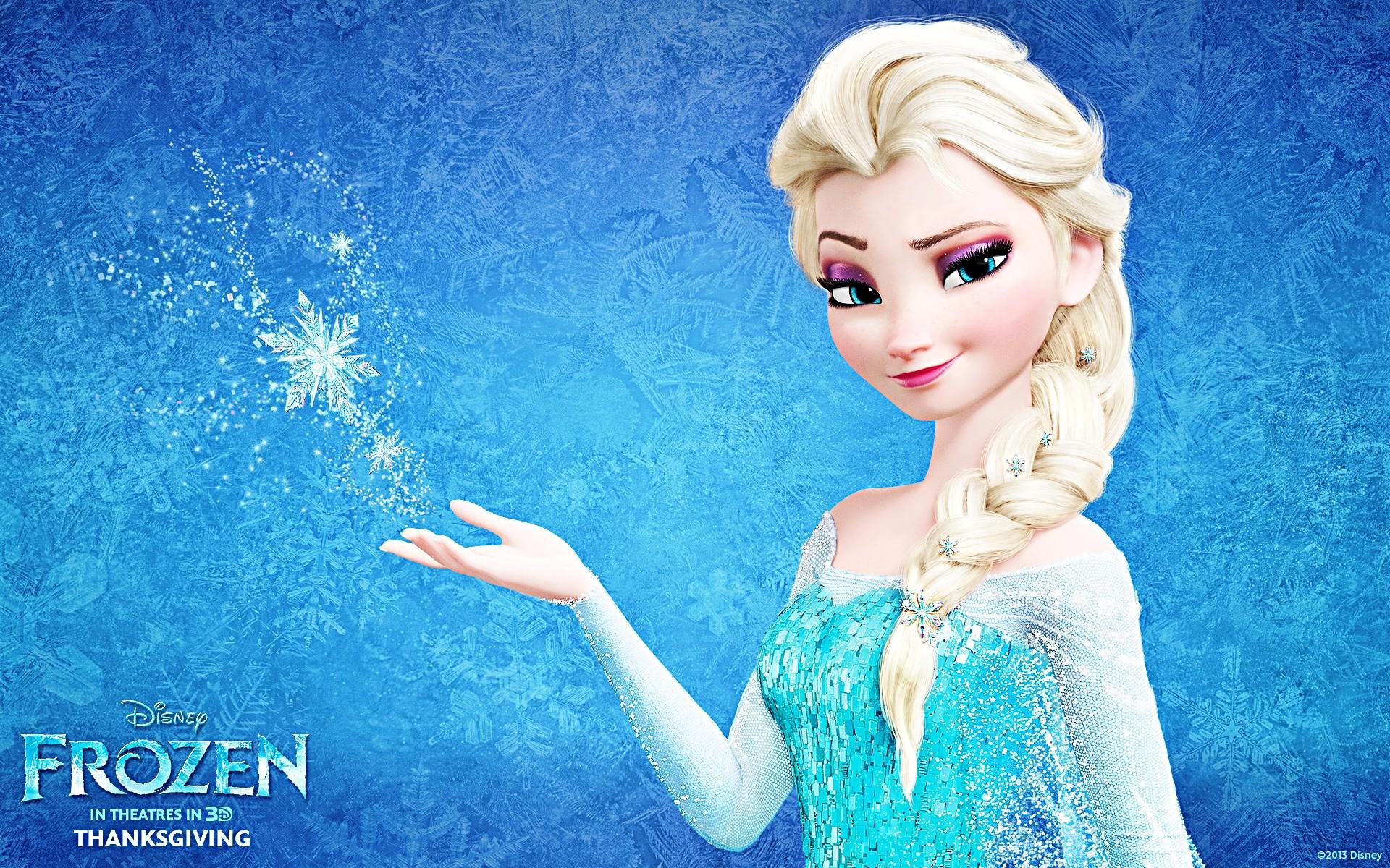 Cartoon » Walt Disney Wallpapers Queen Elsa Walt Disney