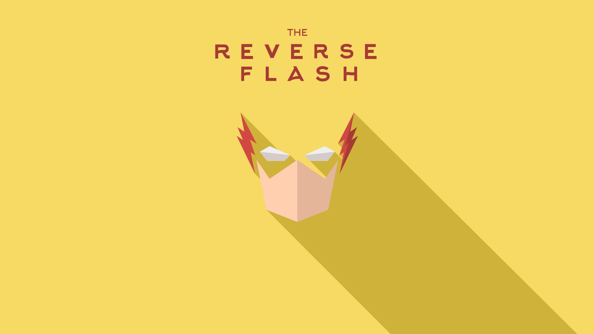 Reverse Flash Logo Reverse Flash Wallpaper