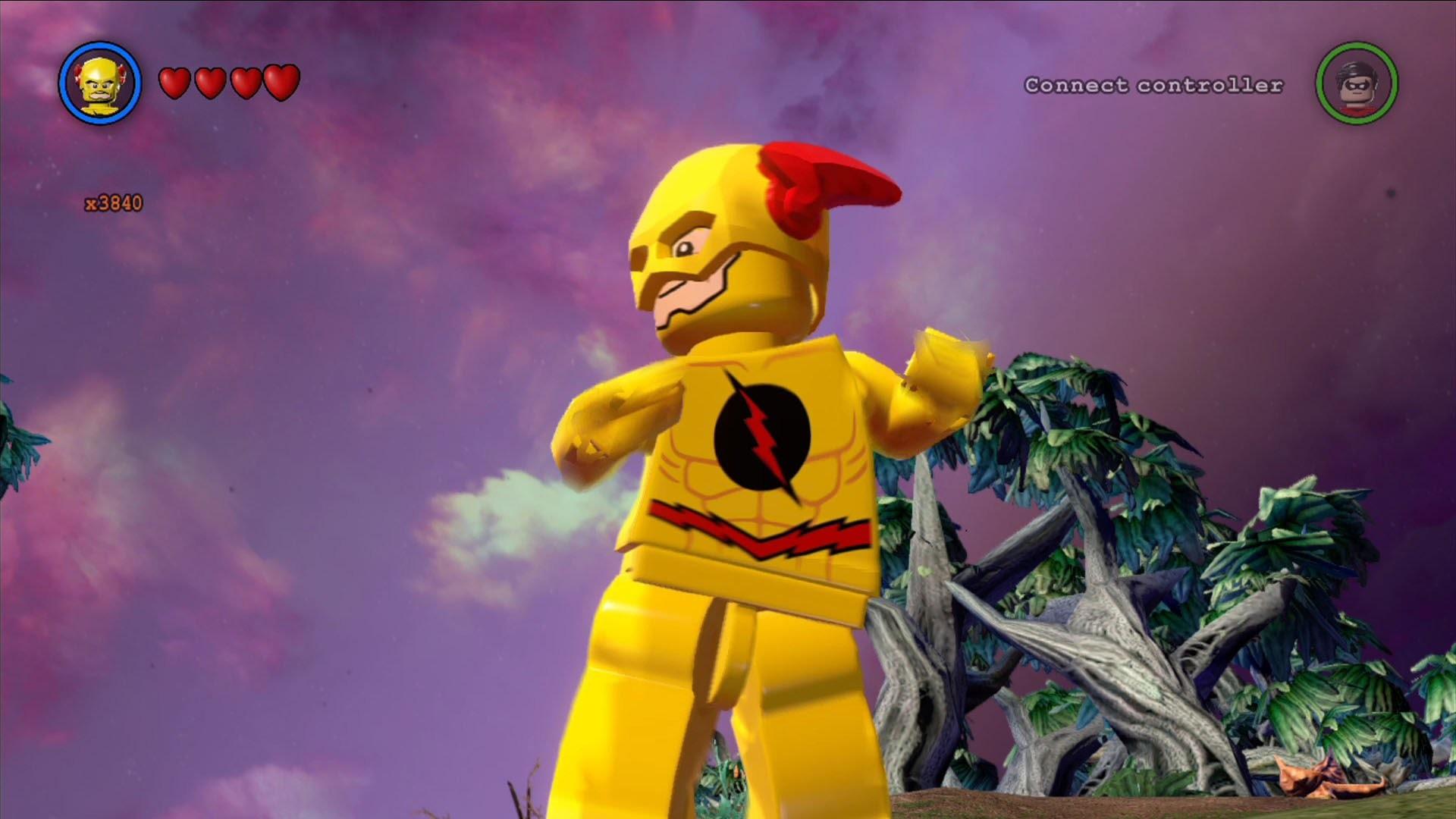 LEGO Batman 3: Beyond Gotham – Reverse Flash Free Roam Gameplay [HD] –  YouTube
