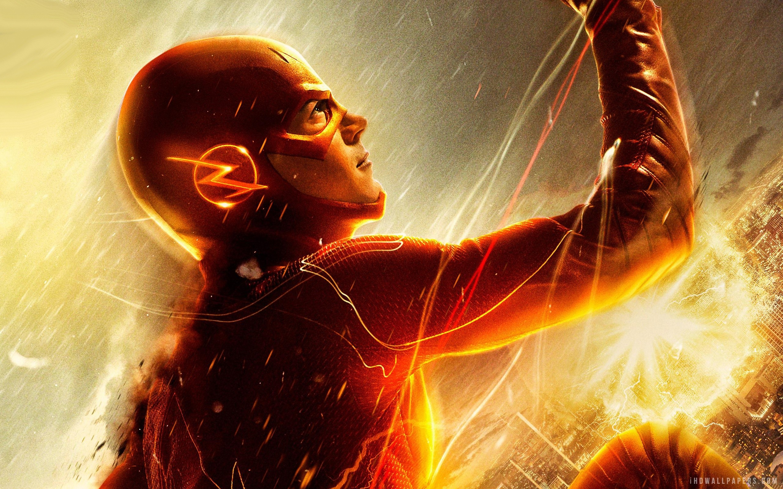 The Flash HD Wallpaper 2560×1600
