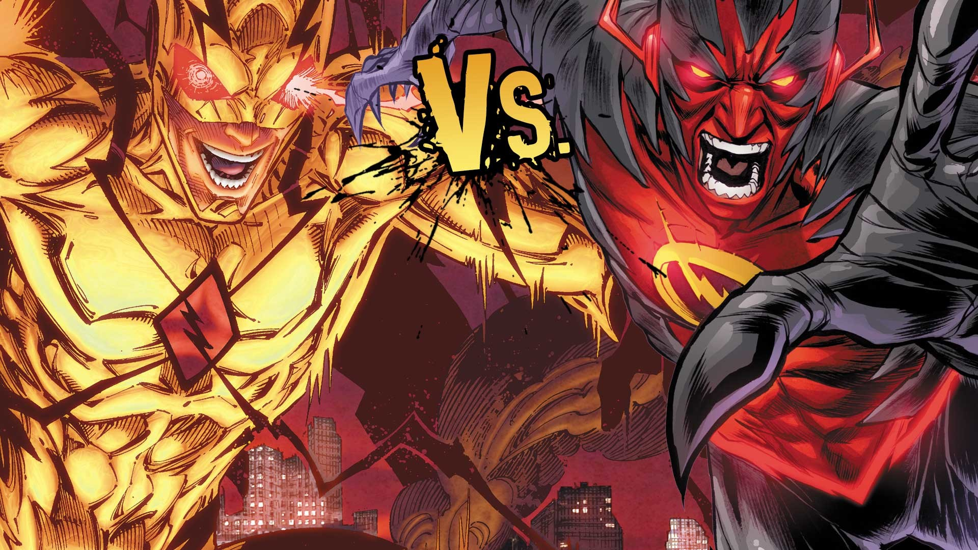 DC Comics 101: What's the Difference Between the Reverse-Flash and Zoom