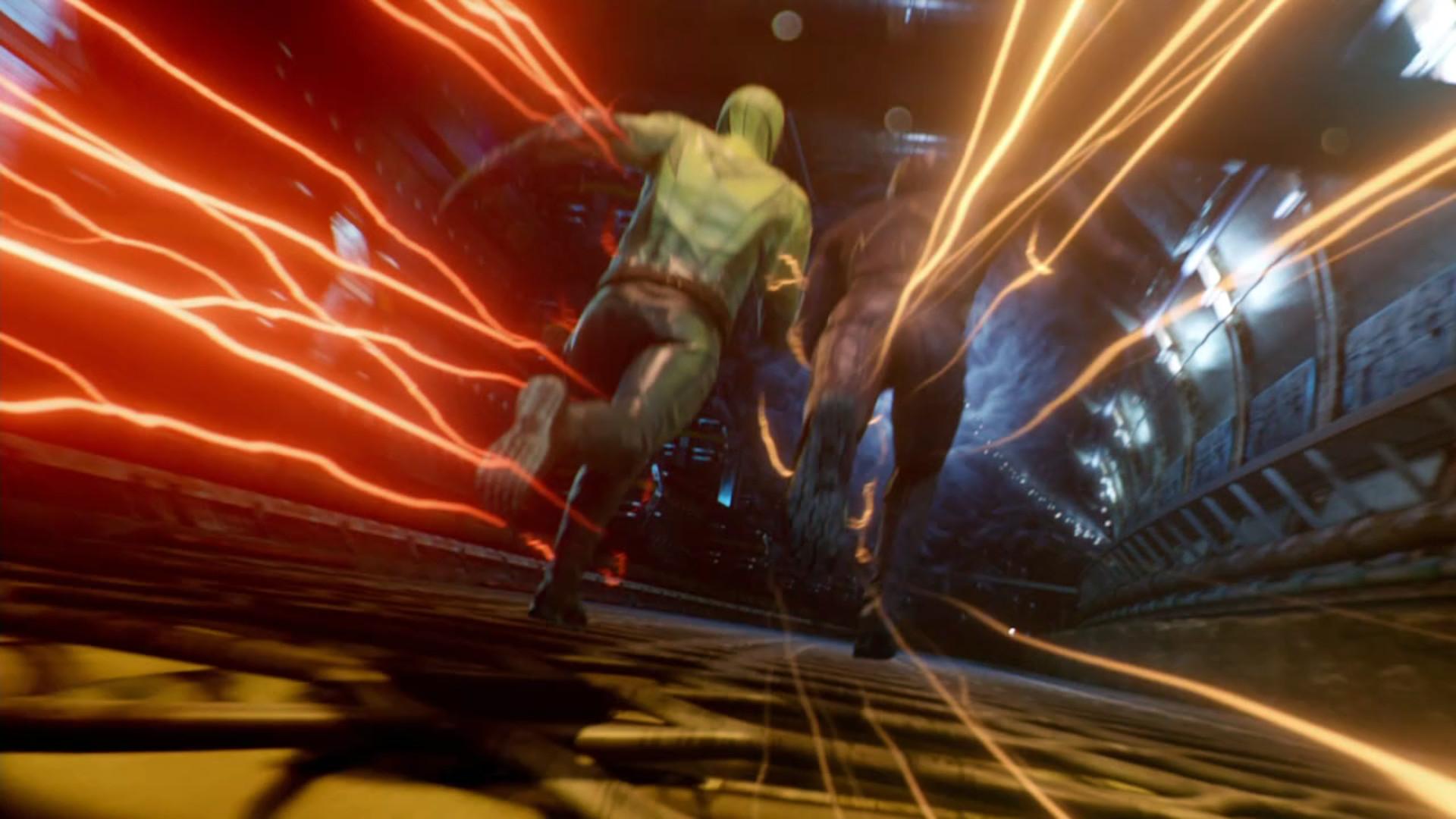 Flash – Supercollider Race