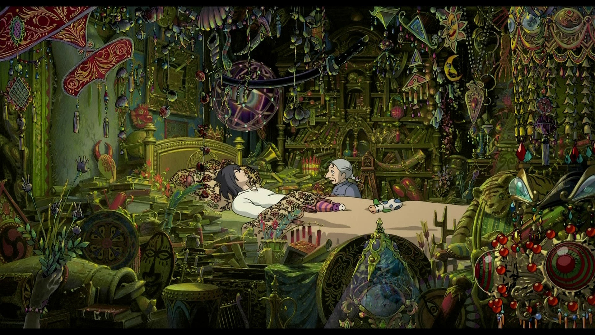 Howl Moving Castle HD Wallpapers …