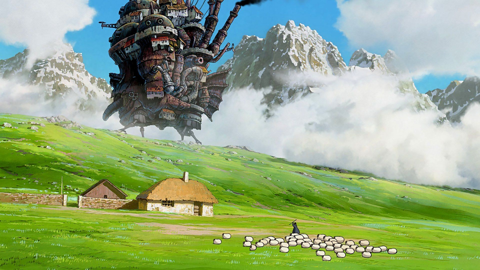 Howl's Moving Castle HD Wallpapers …