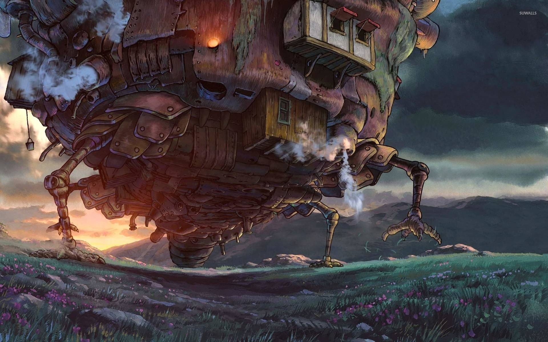 Howl's Moving Castle [2] wallpaper – Anime wallpapers – #40994