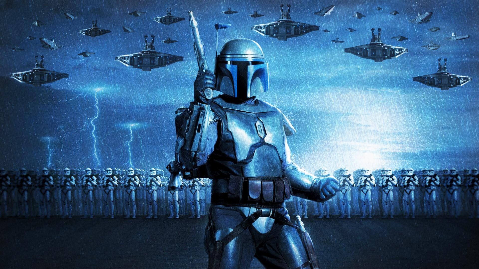 General Star Wars Jango Fett Star Wars: Episode II – Attack of  the Clones