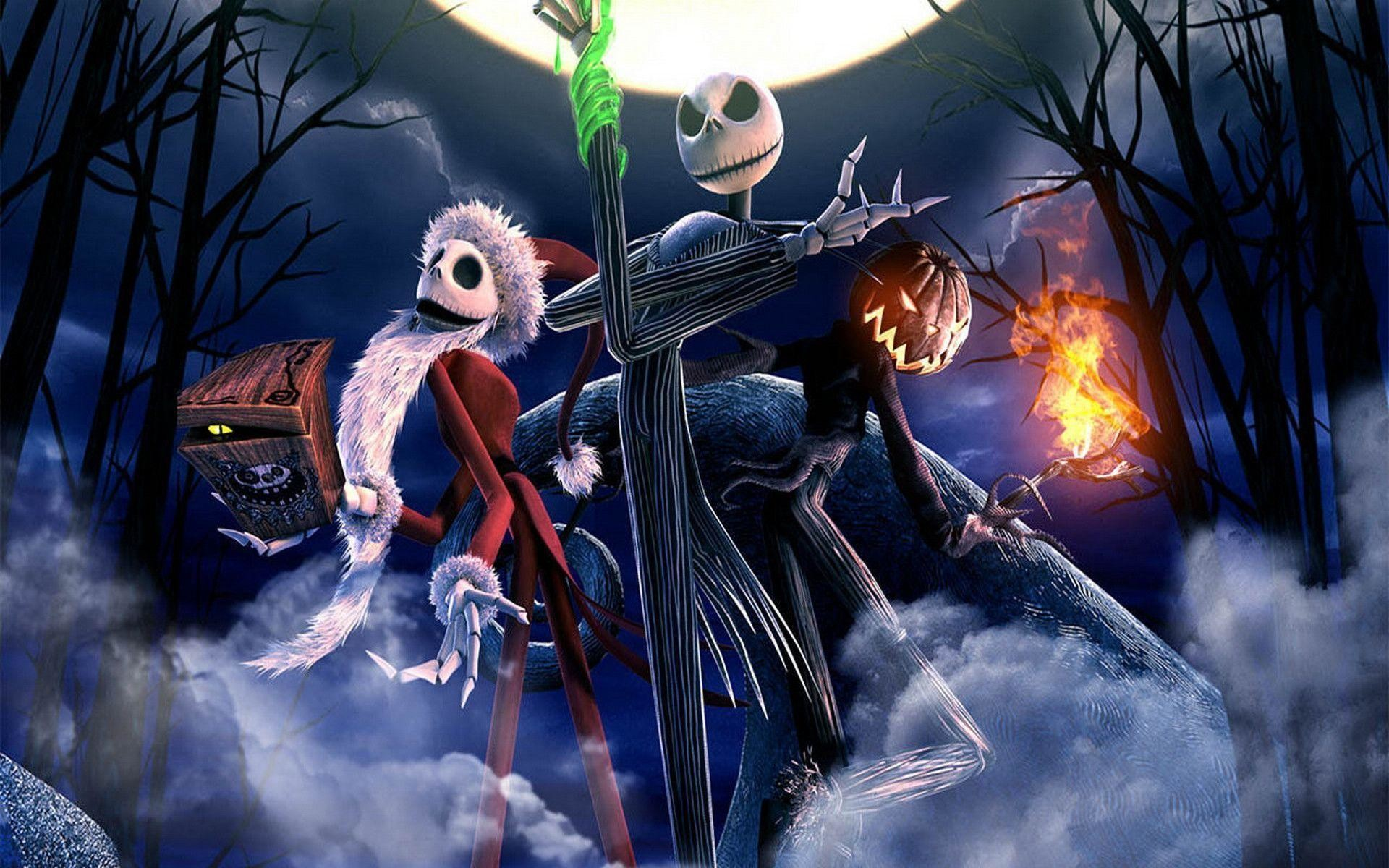 Nightmare Before Christmas Wallpapers – Full HD wallpaper search