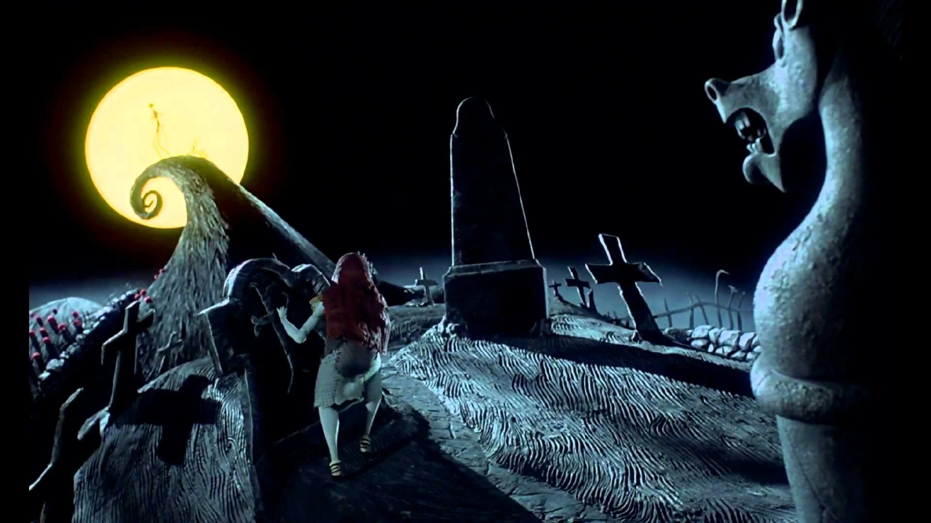 The Nightmare Before Christmas – Jack the pumpkin king (1080p HD) – YouTube