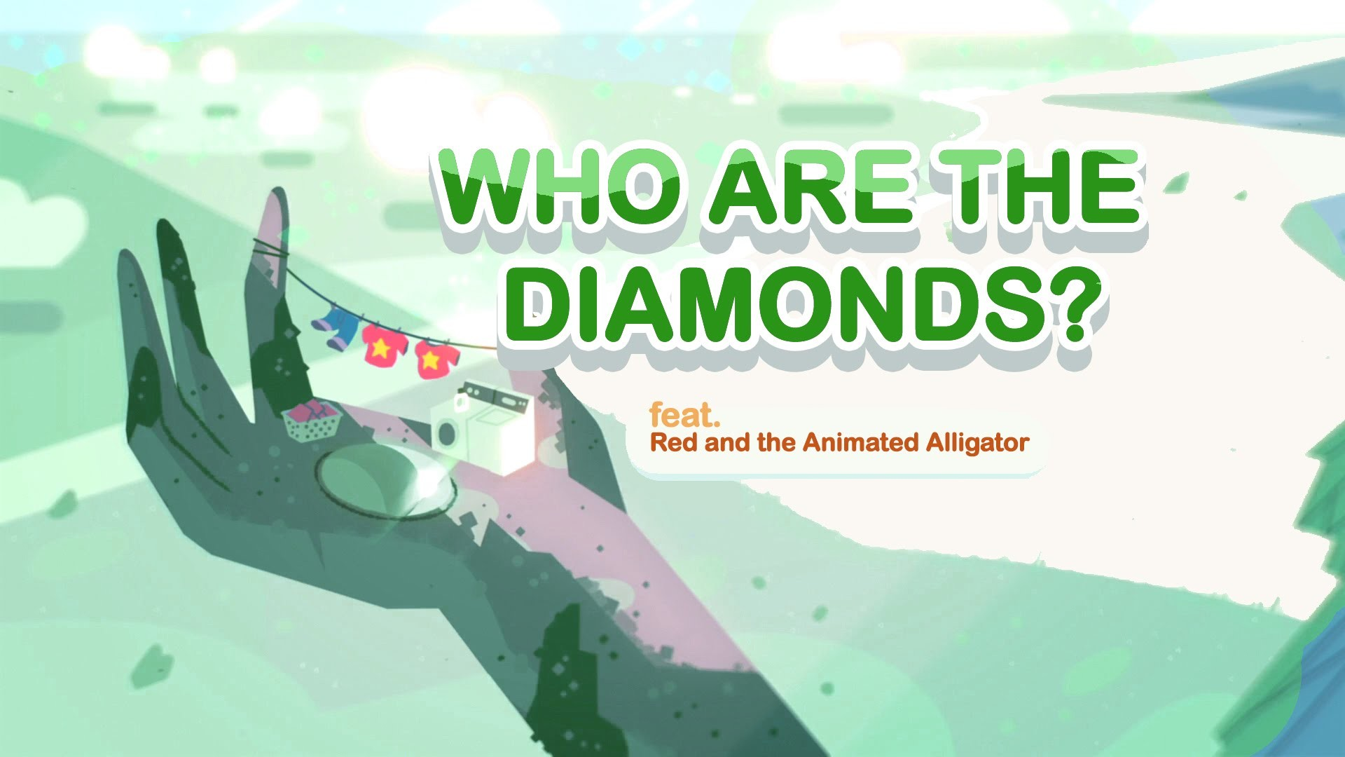 Who are the Diamond Authority? Steven Universe feat. Red and AA