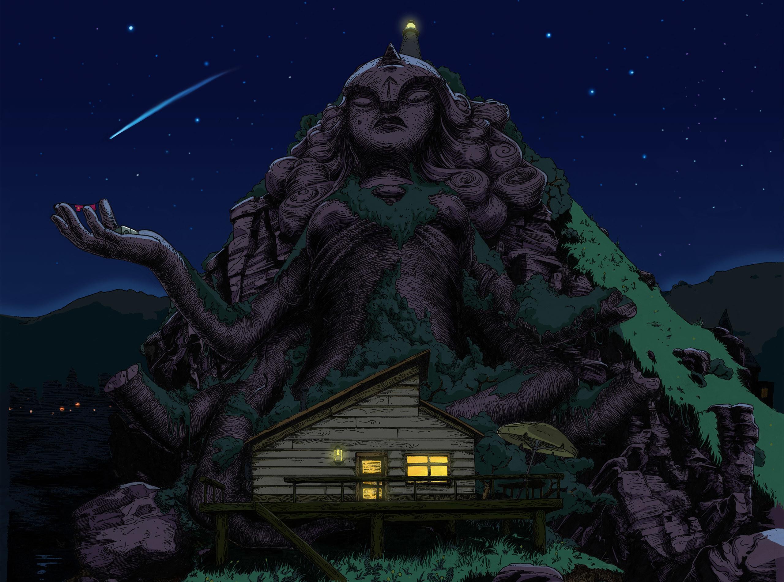 Steven Universe Temple [2560×1800] …