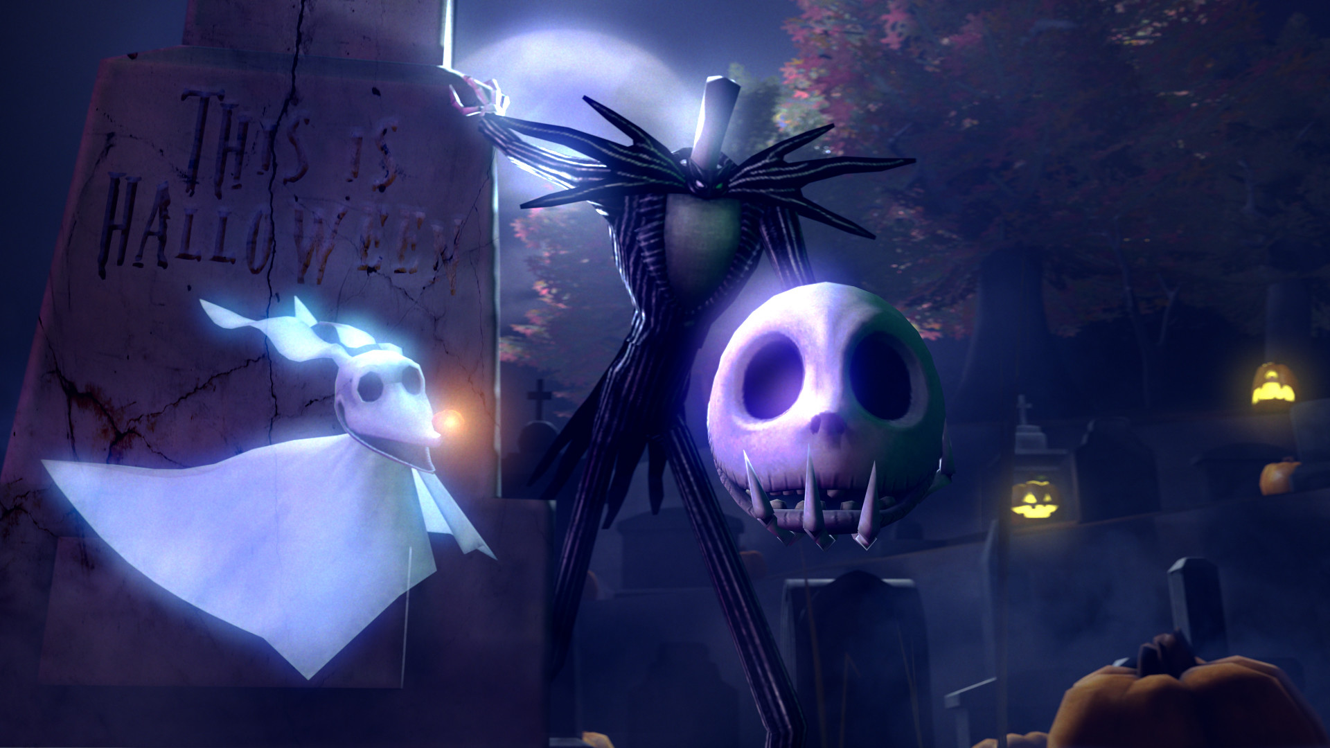 <b>Jack Skellington Wallpapers</b> – <b>Wallpaper<