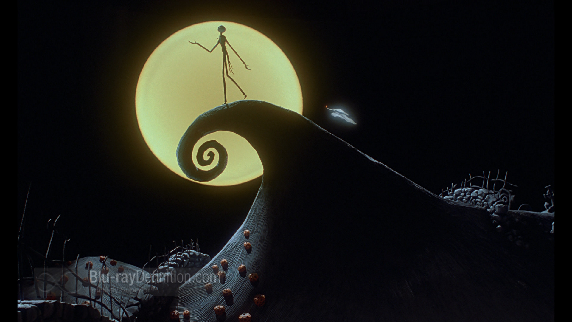 32 The Nightmare Before Christmas HD Wallpapers | Backgrounds .