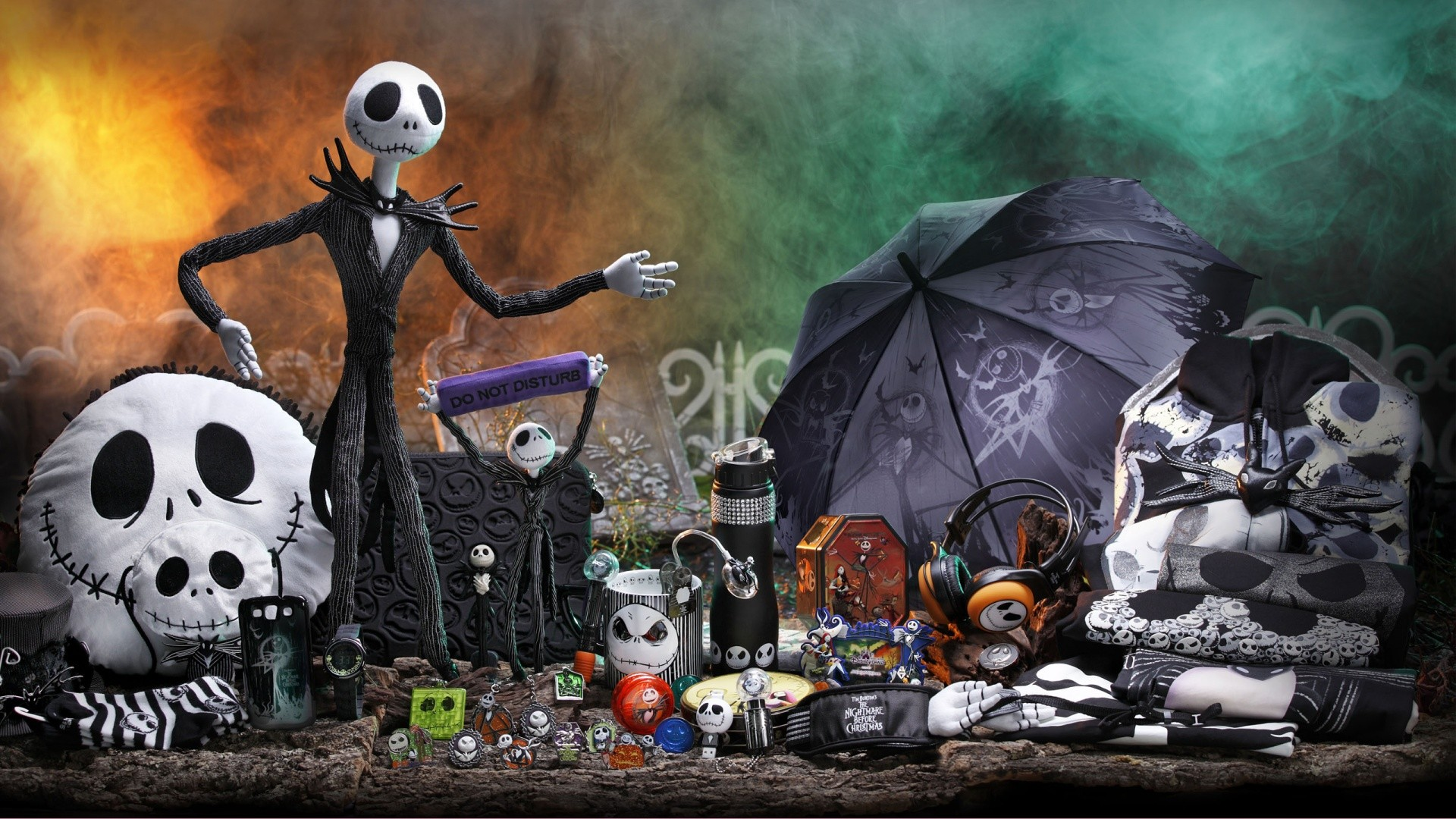 Nightmare Before Christmas Wallpapers HD – Wallpaper Cave