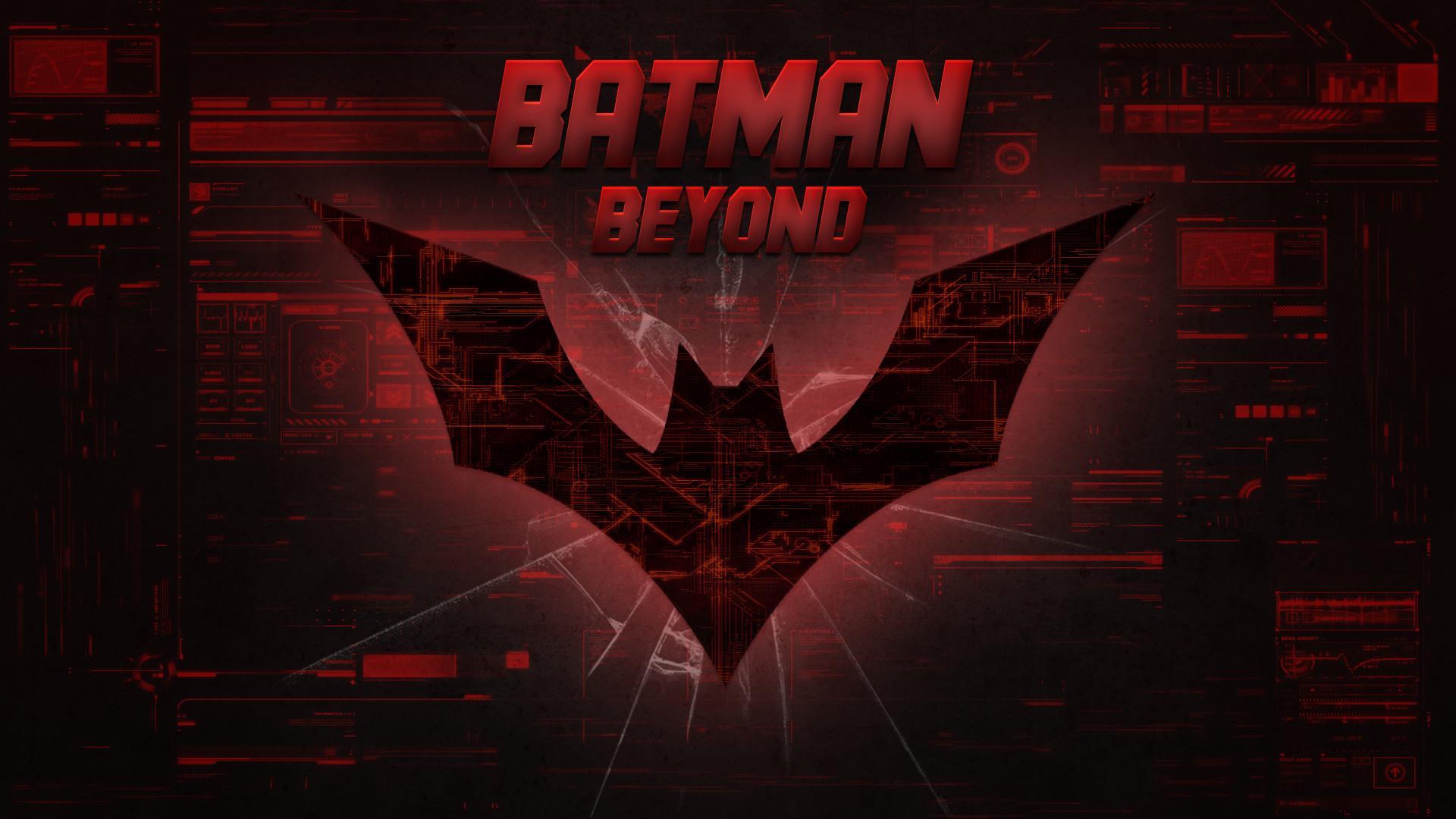 … Batman Beyond Logo Wallpaper HD by RevafallArts