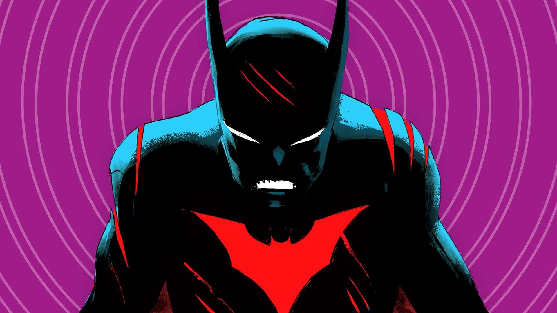 Comics – Batman Beyond Batman Wallpaper