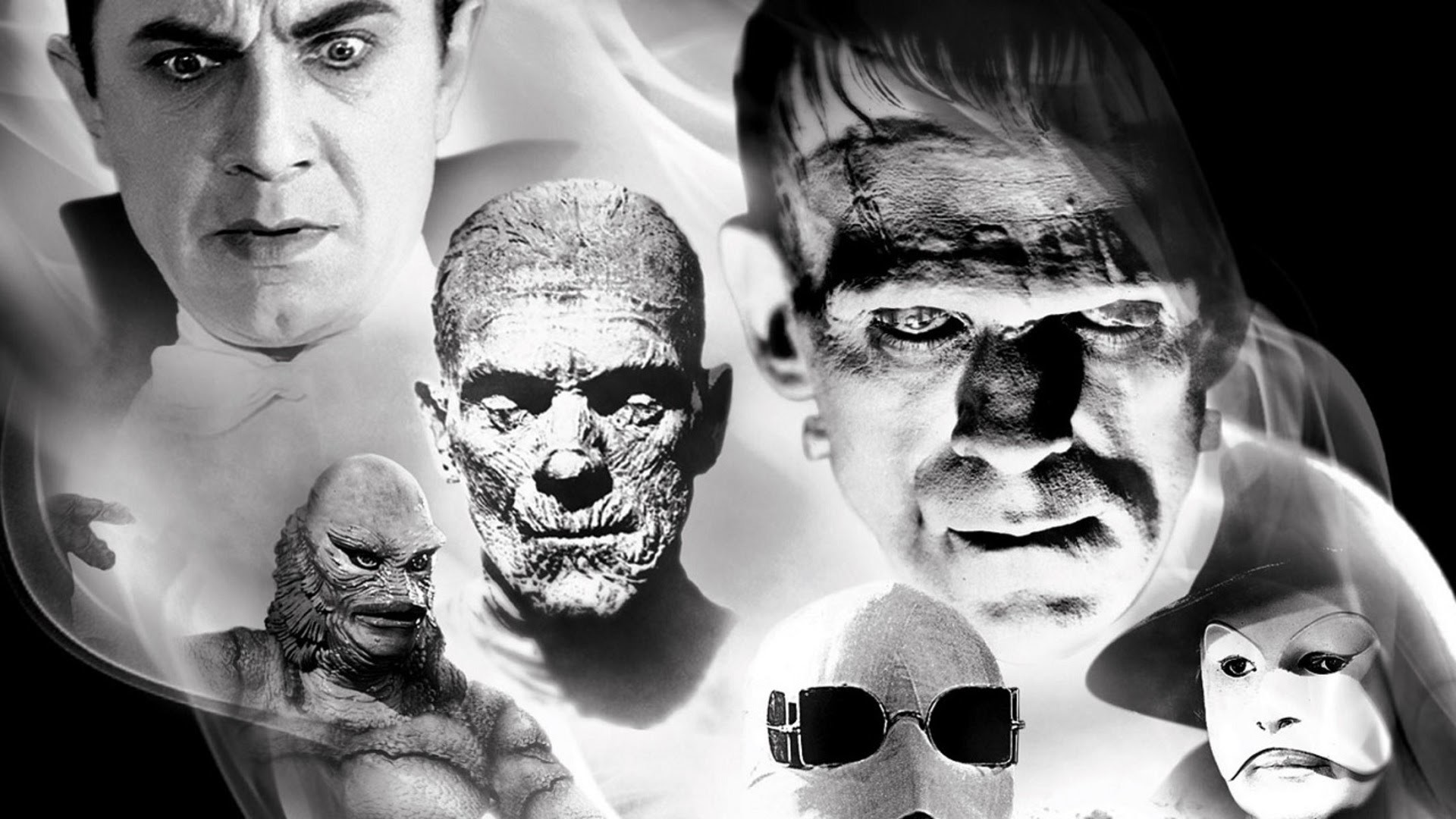 65 Classic Universal Monsters