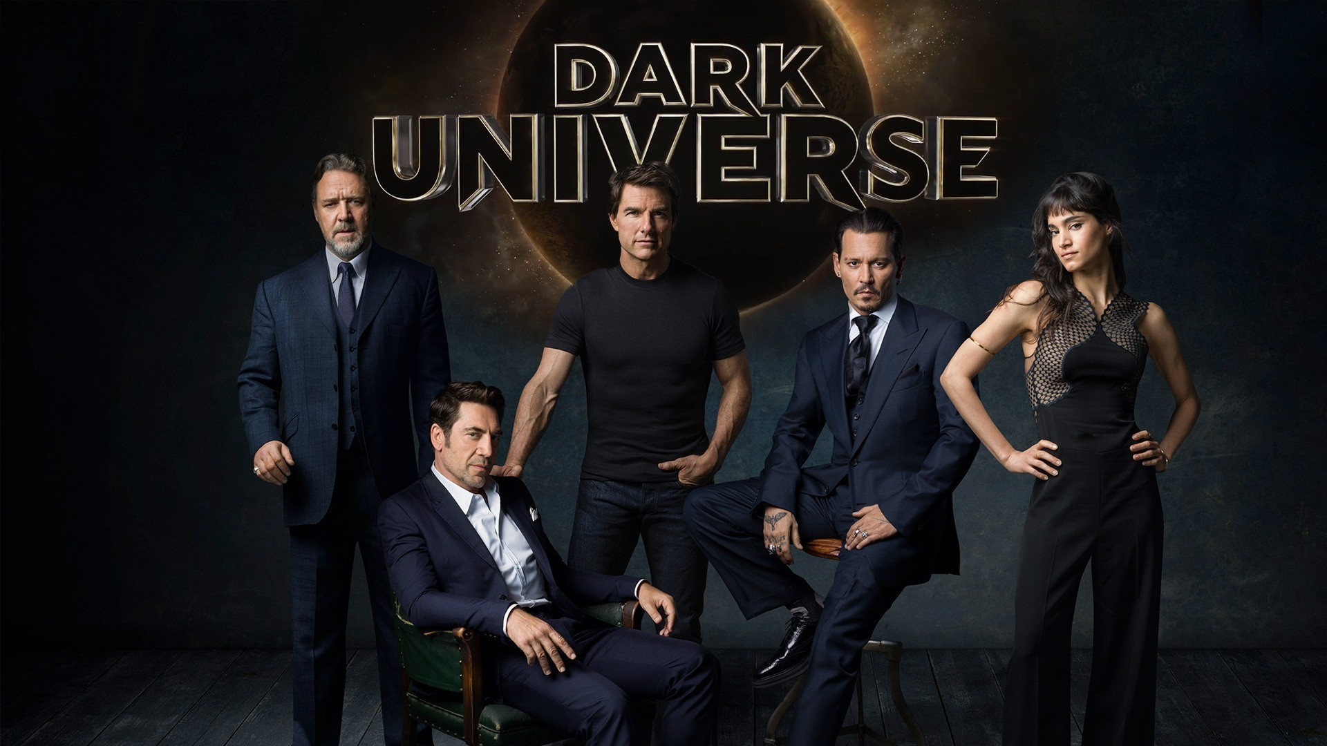 Dark Universe announced as Universal Monsters shared universe: Depp,  Bardem, Condon and Elfman confirmed – Movies