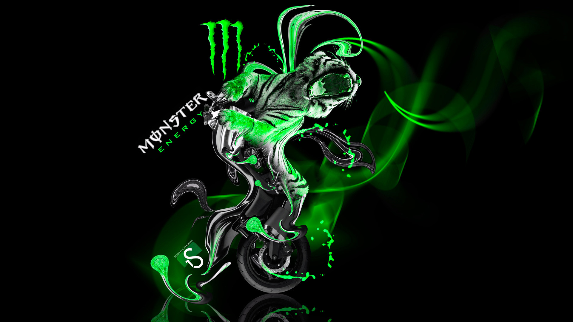 Cool Monster Backgrounds