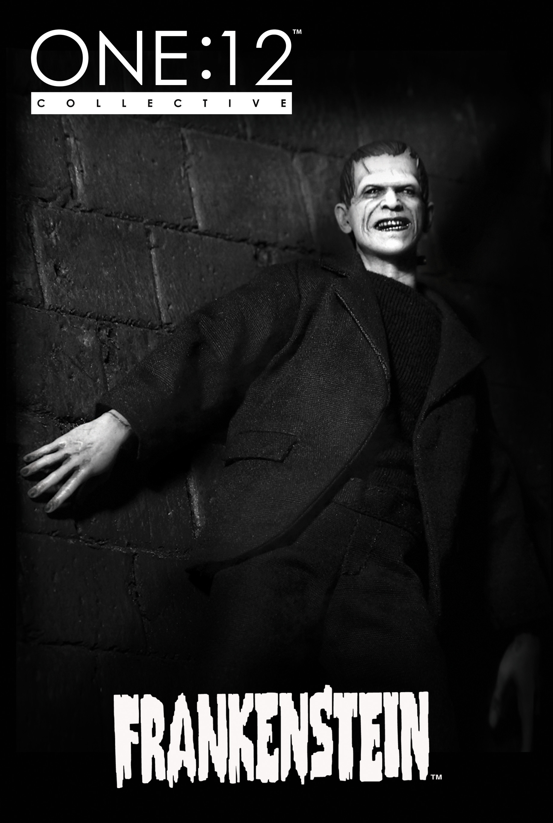 Mezco 1:12 collective Frankenstein's Monster [Archive] – Sideshow Freaks