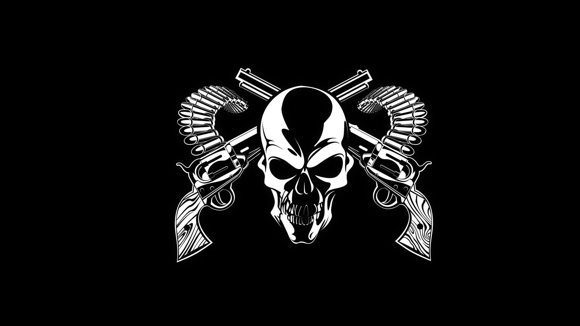 Skull Wallpapers Free Download – HD Wallpapers , Picture ,Background  ,Photos ,Image – Free HQ Wallpaper – HD Wallpaper PC | Pinterest | Skull  wallpaper, …
