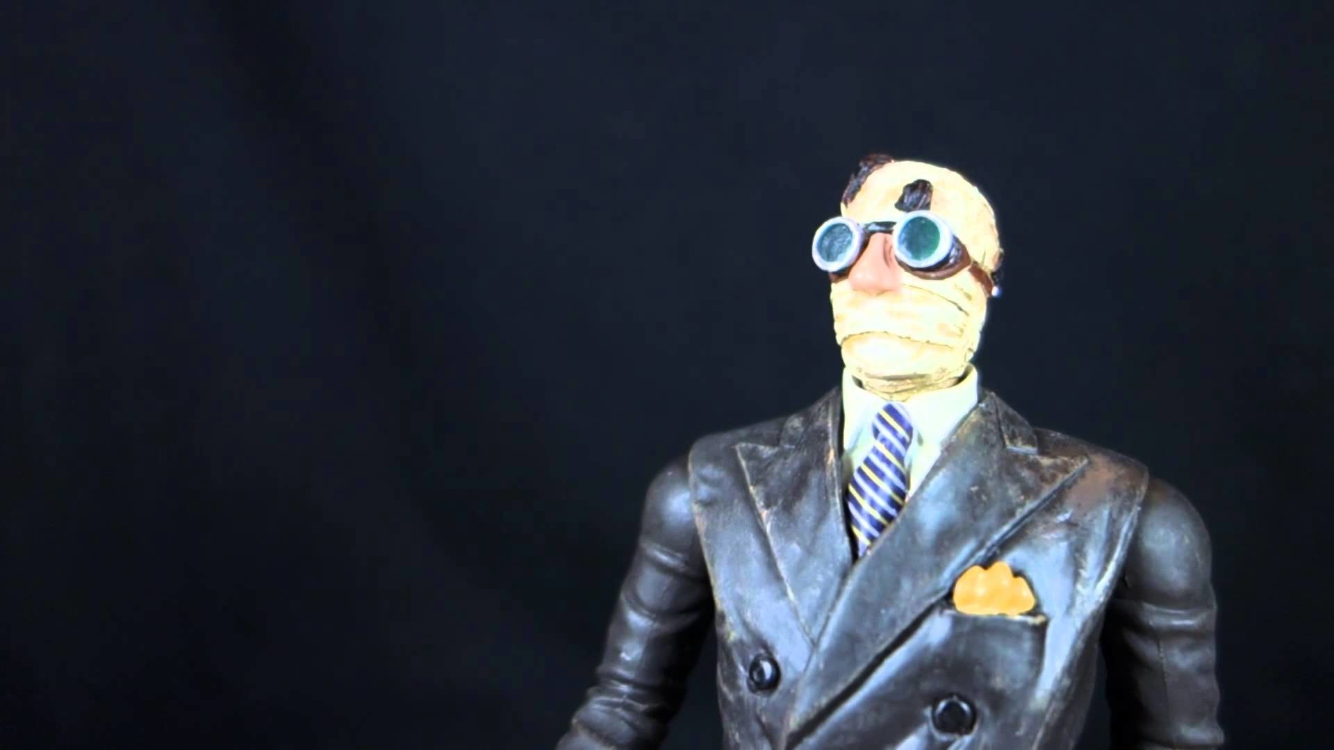 """""""Invisible Man (Toys R Us Exclusive)"""" Diamond Select Universal Monsters  [wave 3]"""