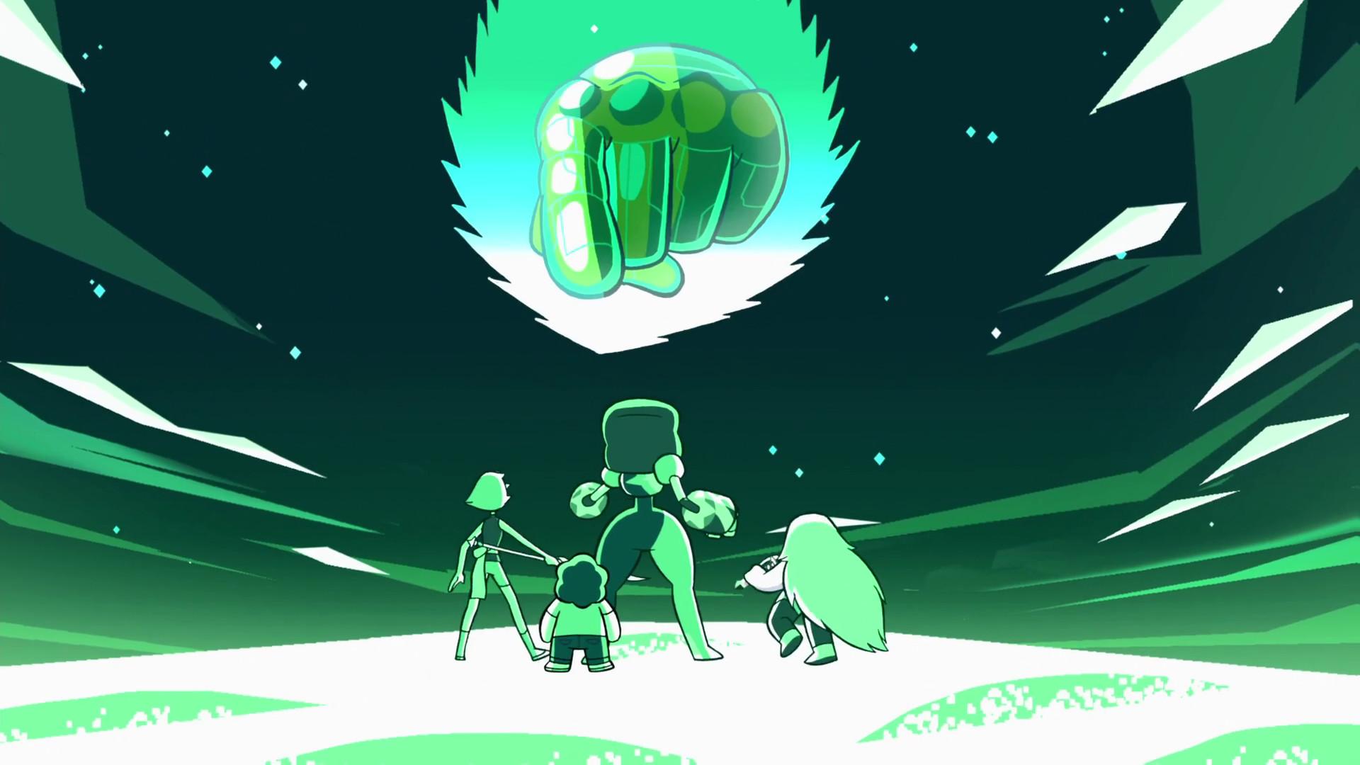 TV Show – Steven Universe Steven (Steven Universe) Pearl (Steven Universe)  Garnet