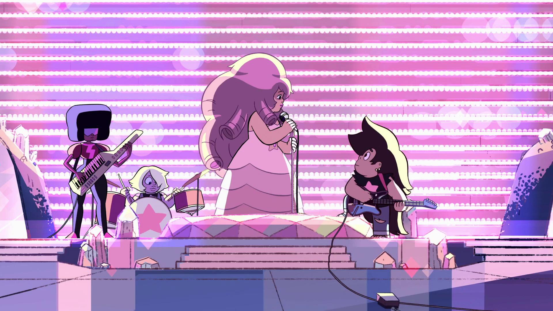 TV Show – Steven Universe Rose Quartz Greg Universe Garnet (Steven Universe)  Amethyst (
