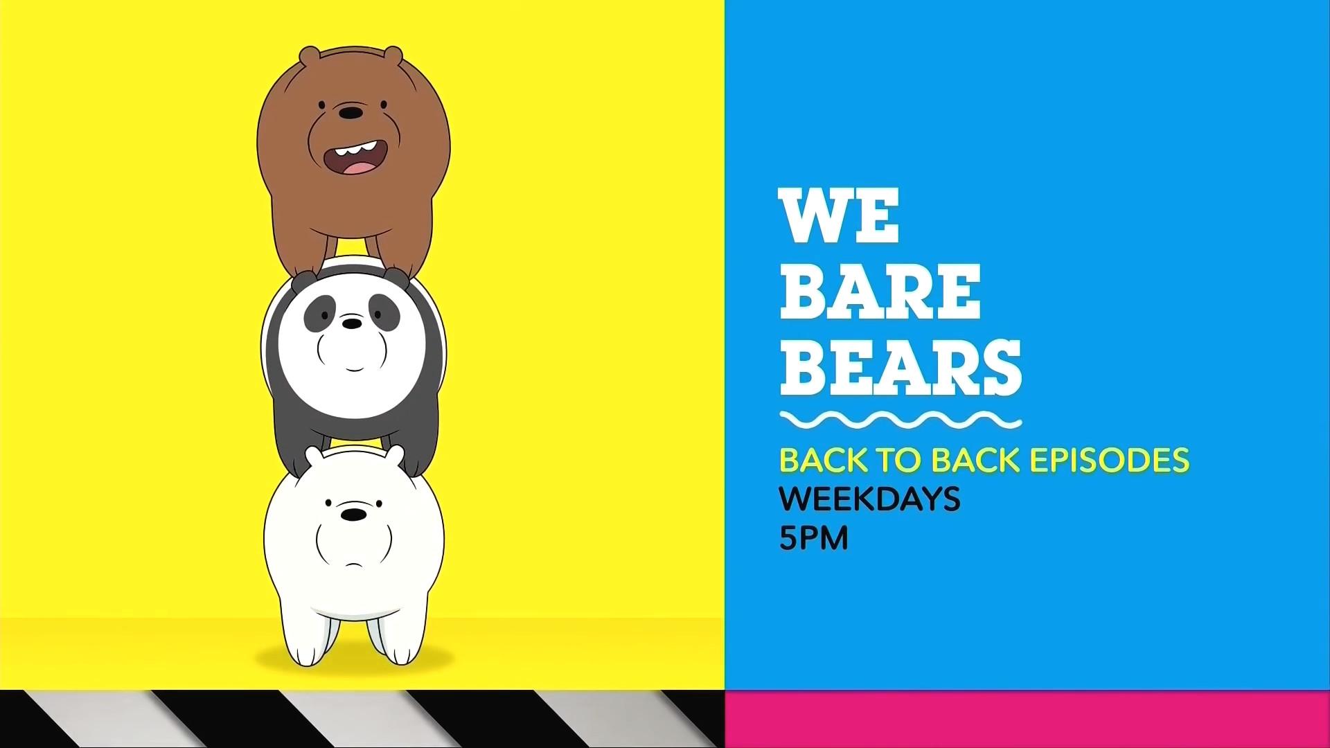 Back-to-Back Bear Stacks | We Bare Bears Wiki | FANDOM powered by Wikia