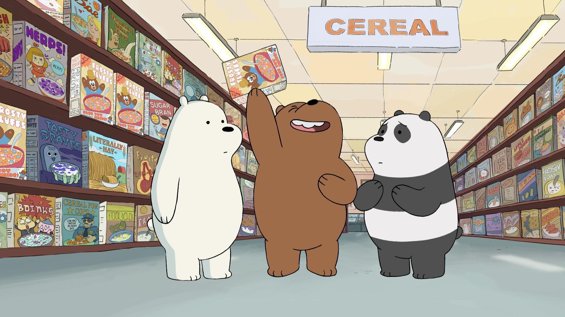 'We Bare Bears': Watch Charlyne Yi and Demetri Martin's Sweet Duet |  IndieWire