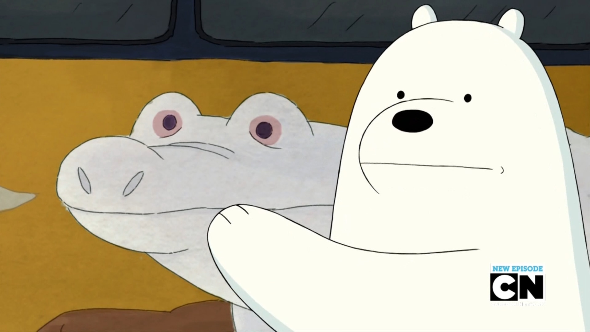 Image – Chloe and Ice Bear 130.png | We Bare Bears Wiki | FANDOM powered by  Wikia